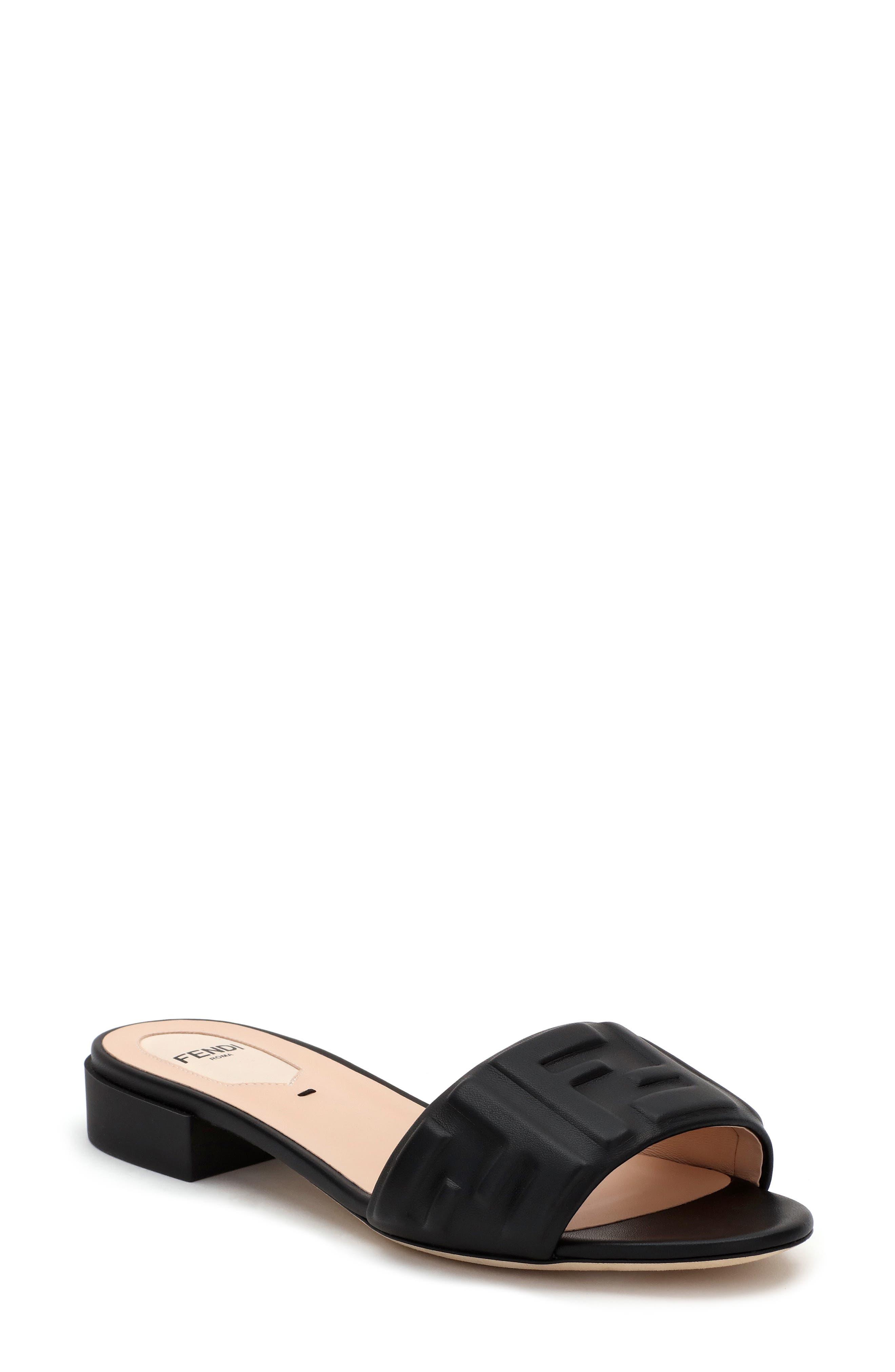 Women's Fendi Sandals and Flip-Flops