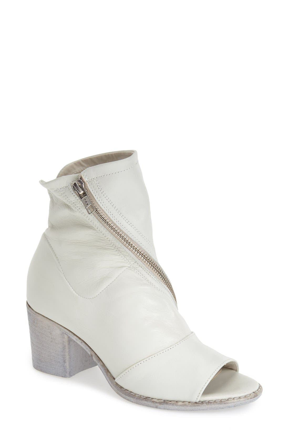 SUMMIT Fantasia Open Toe Bootie