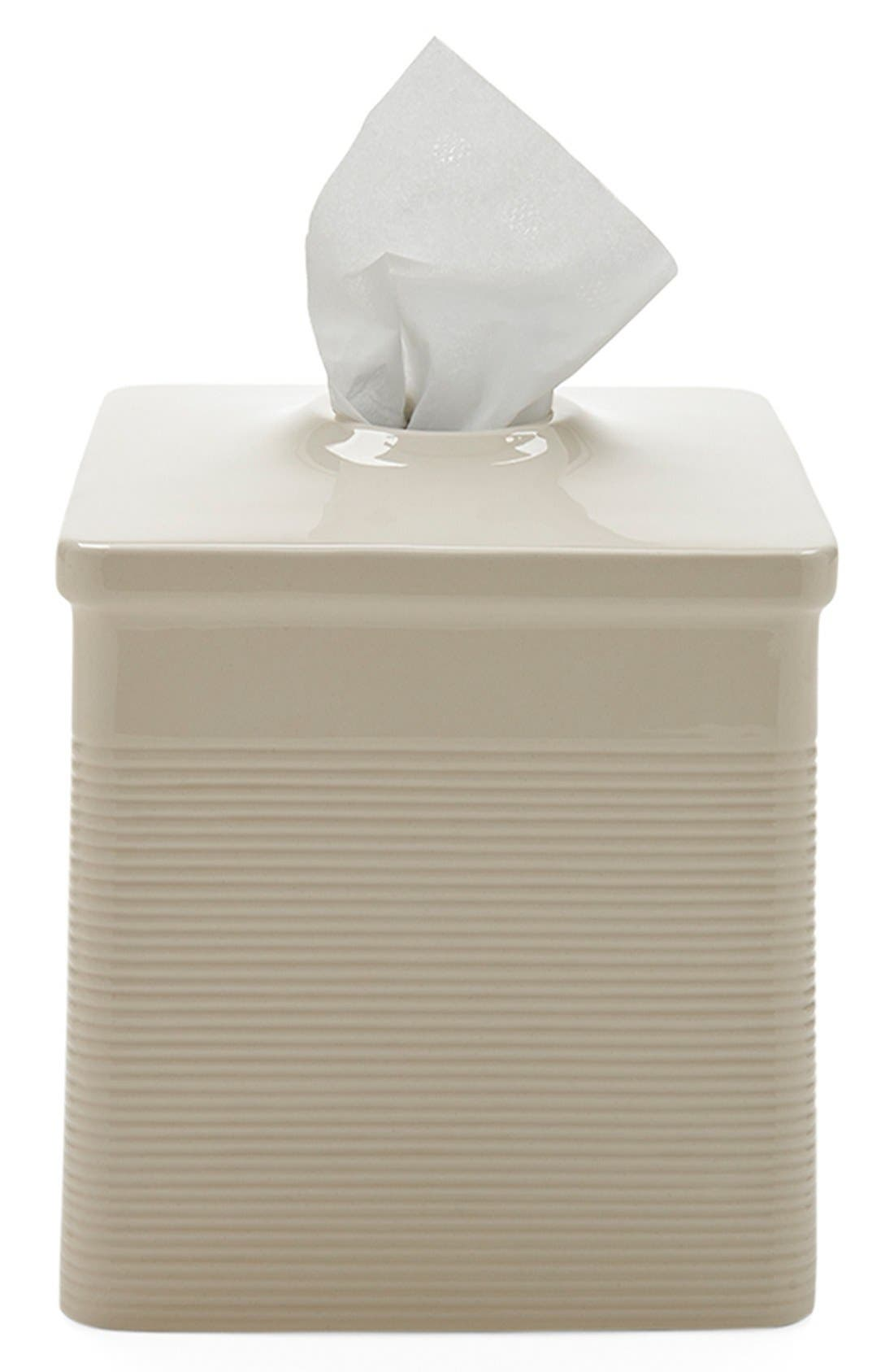 Main Image - Waterworks 'Earth' Tissue Box Cover (Online Only)