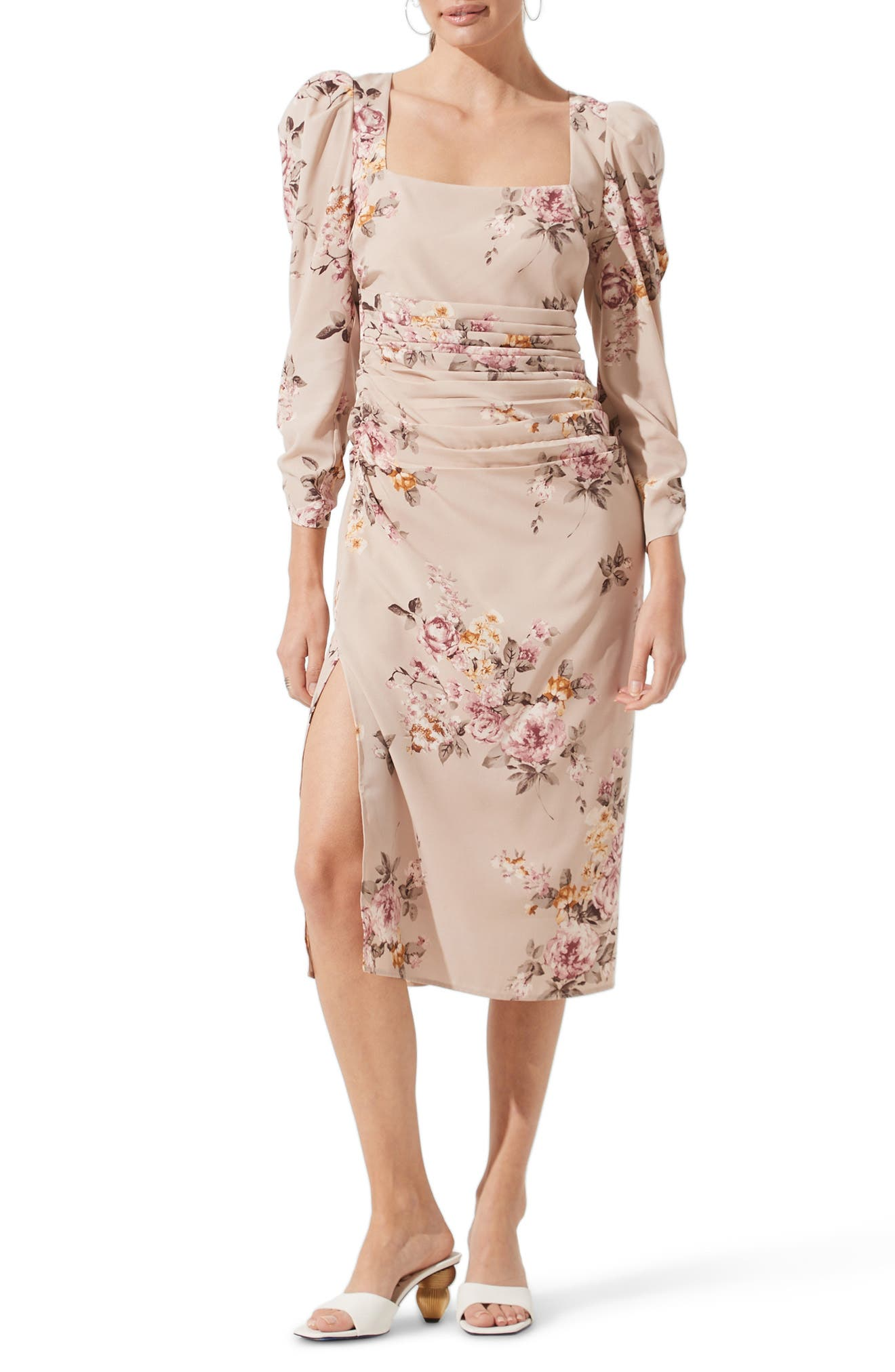 Embroidered Dress Knee Length S-M-L-XL-2X-3X Women Nature-inspired Bliss Clothing Cotton Sleeveless Patchwork Shift Taank Scoop Neck Dress