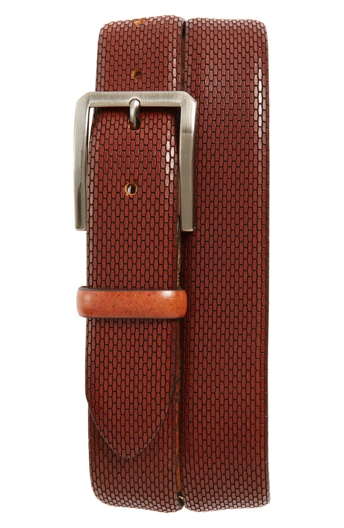 Remo Tulliani 'Bruno' Leather Belt