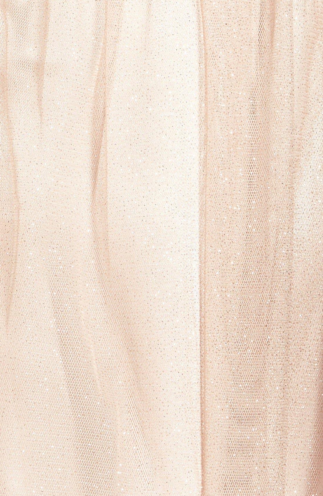 Alternate Image 3  - Morgan & Co. Lace Popover Dress