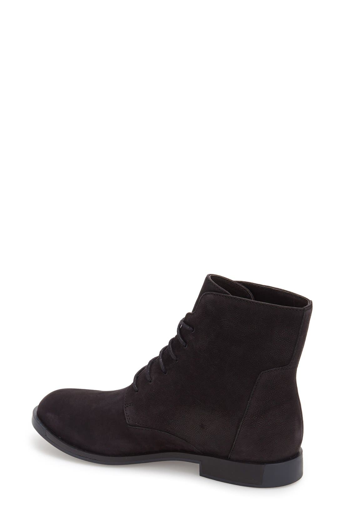 Alternate Image 2  - Camper Lace-Up Bootie (Women)