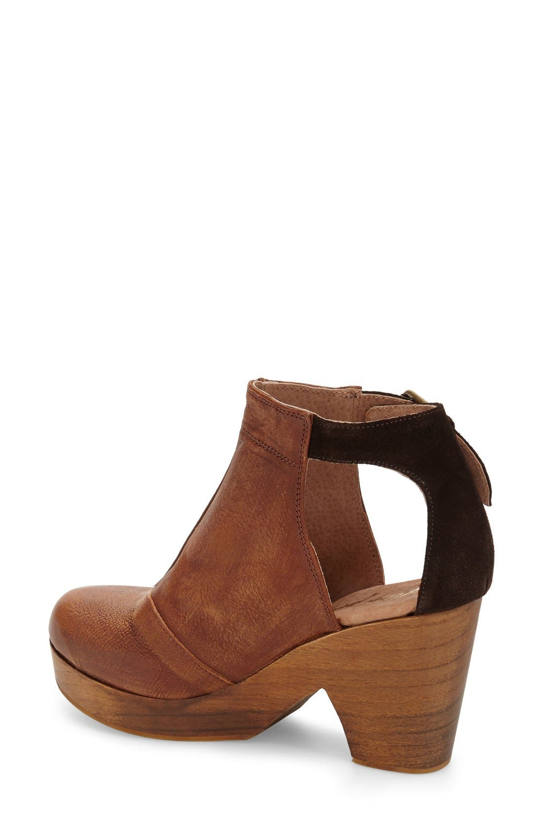 Alternate Image 2  - Free People 'Amber Orchard' Cutout Bootie (Women)