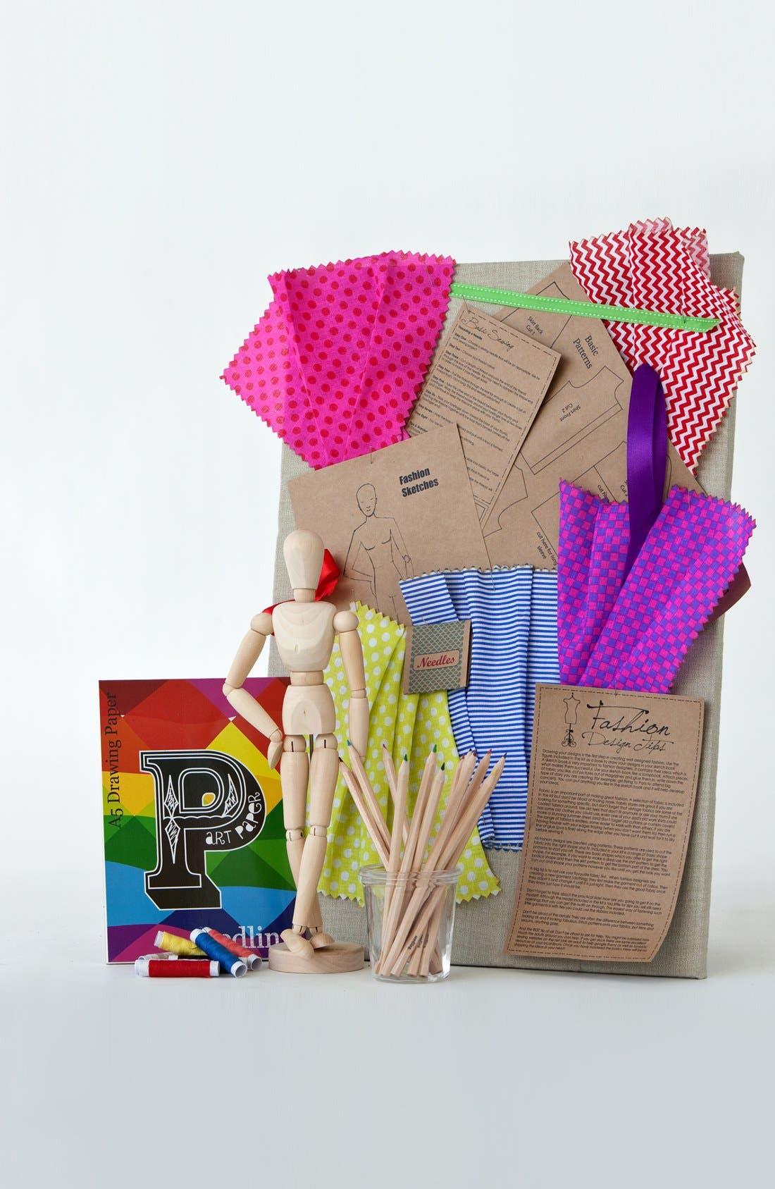 'Fashion Designers' Kit,                             Alternate thumbnail 4, color,                             None
