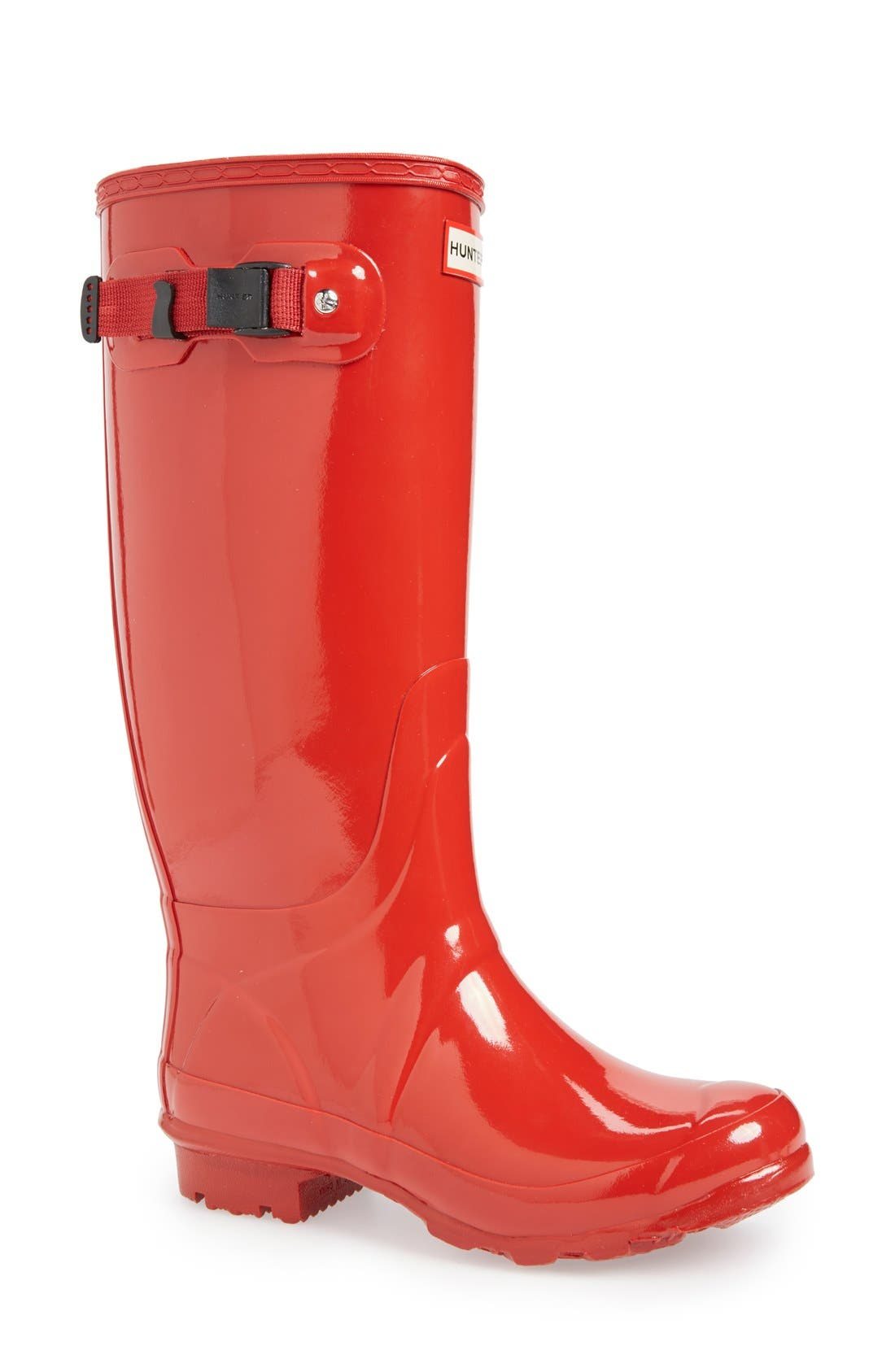 'Huntress' Boot,                         Main,                         color, Red