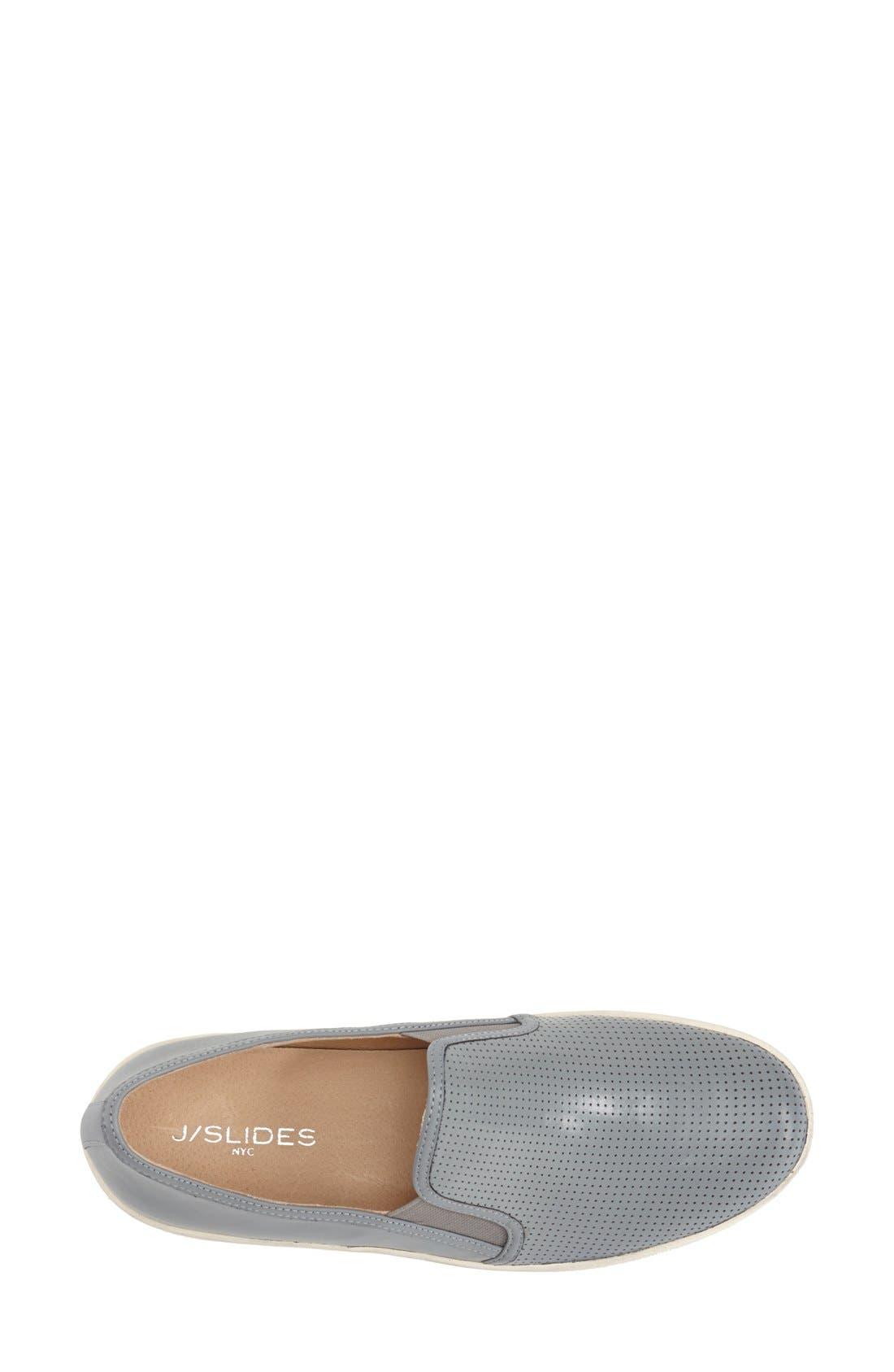 Alternate Image 3  - JSlides 'Jibbie' Slip-On Platform Sneaker (Women)