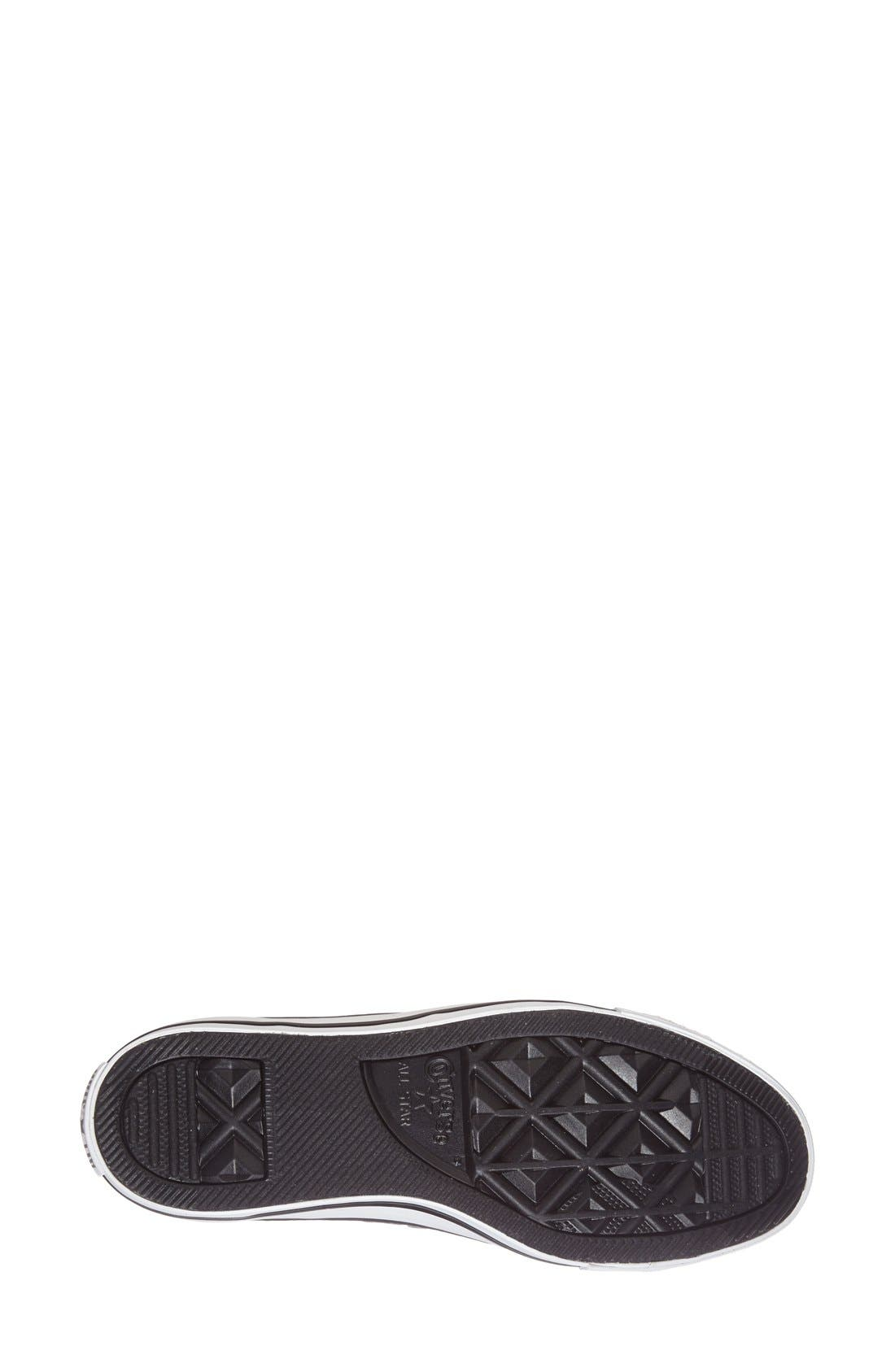 Alternate Image 4  - Converse Chuck Taylor® All Star® Plaid Low Top Sneaker (Women)