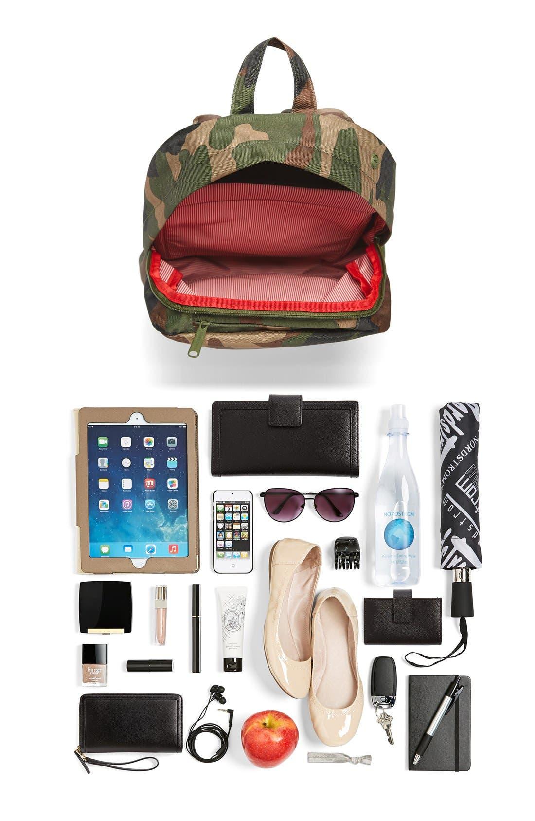 Alternate Image 7  - Herschel Supply Co. 'Pop Quiz - Mid Volume' Backpack
