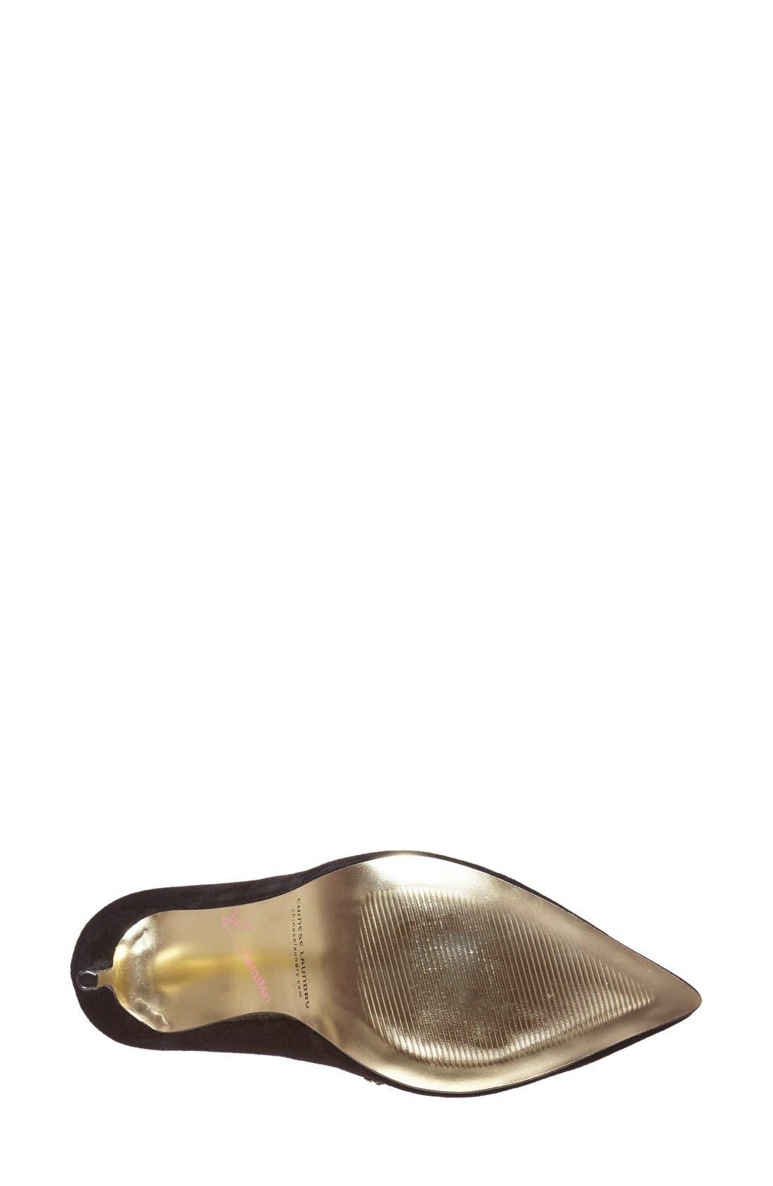 Alternate Image 2  - Kristin Cavallari 'Dani' Embellished Pointy Toe Pump (Women)