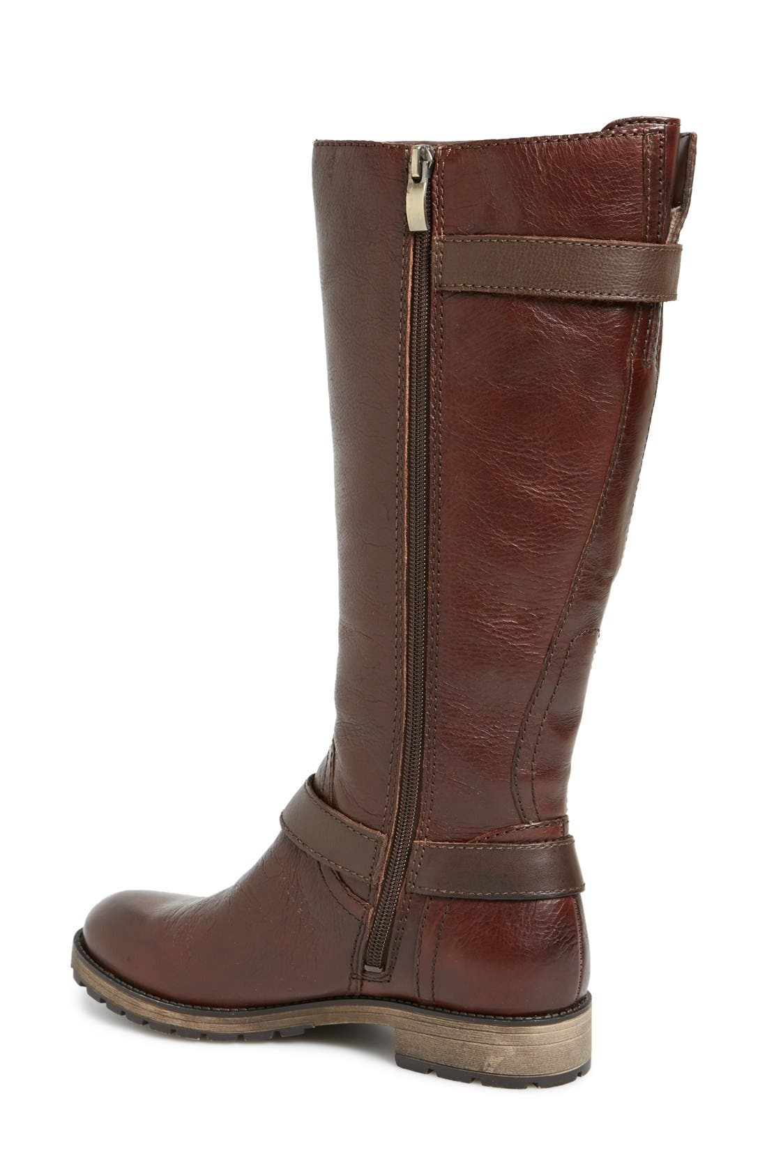 'Tanita' Boot,                             Alternate thumbnail 2, color,                             Tan Leather
