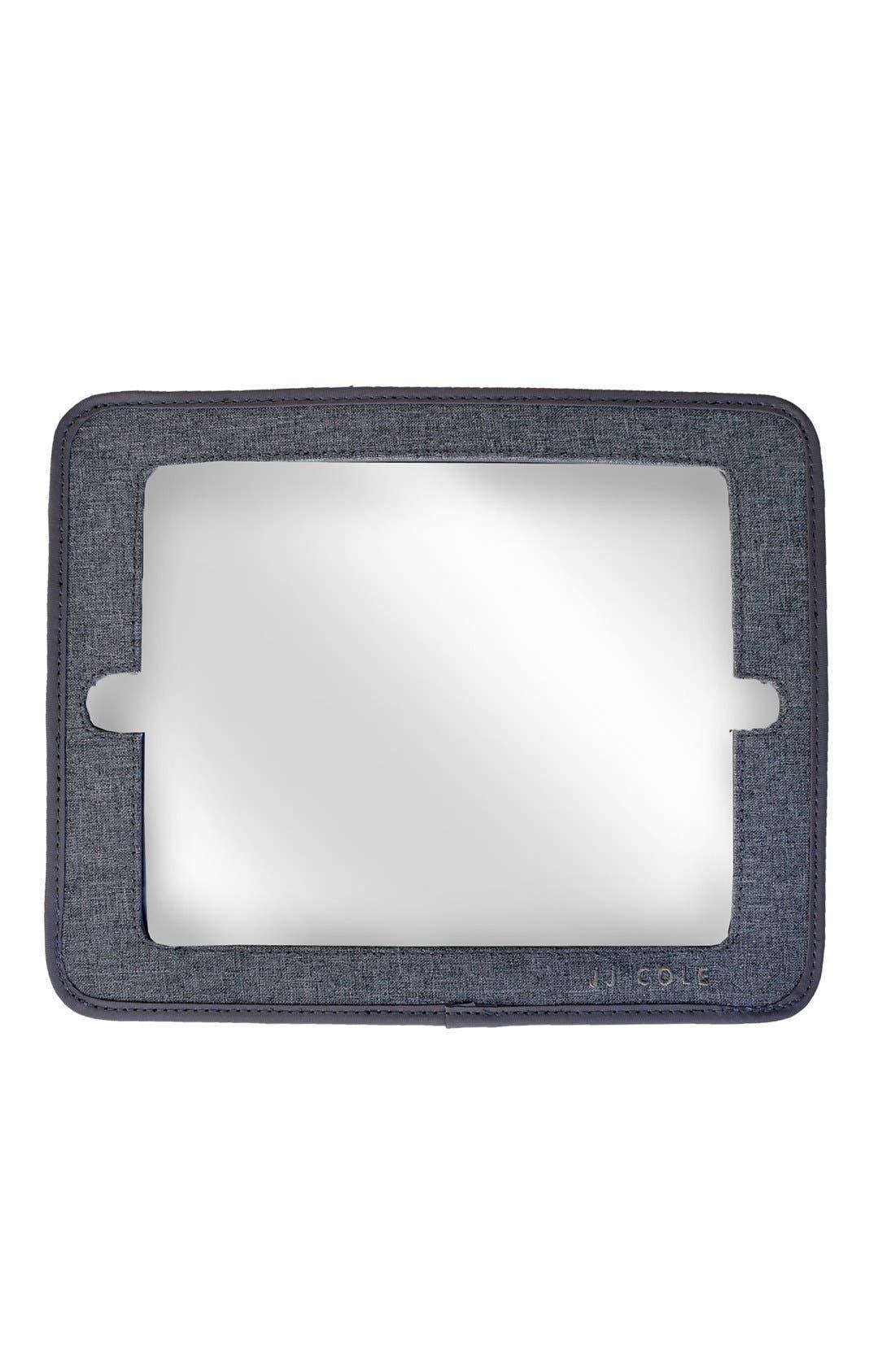 2-in-1 Mirror,                         Main,                         color, Gray Heather