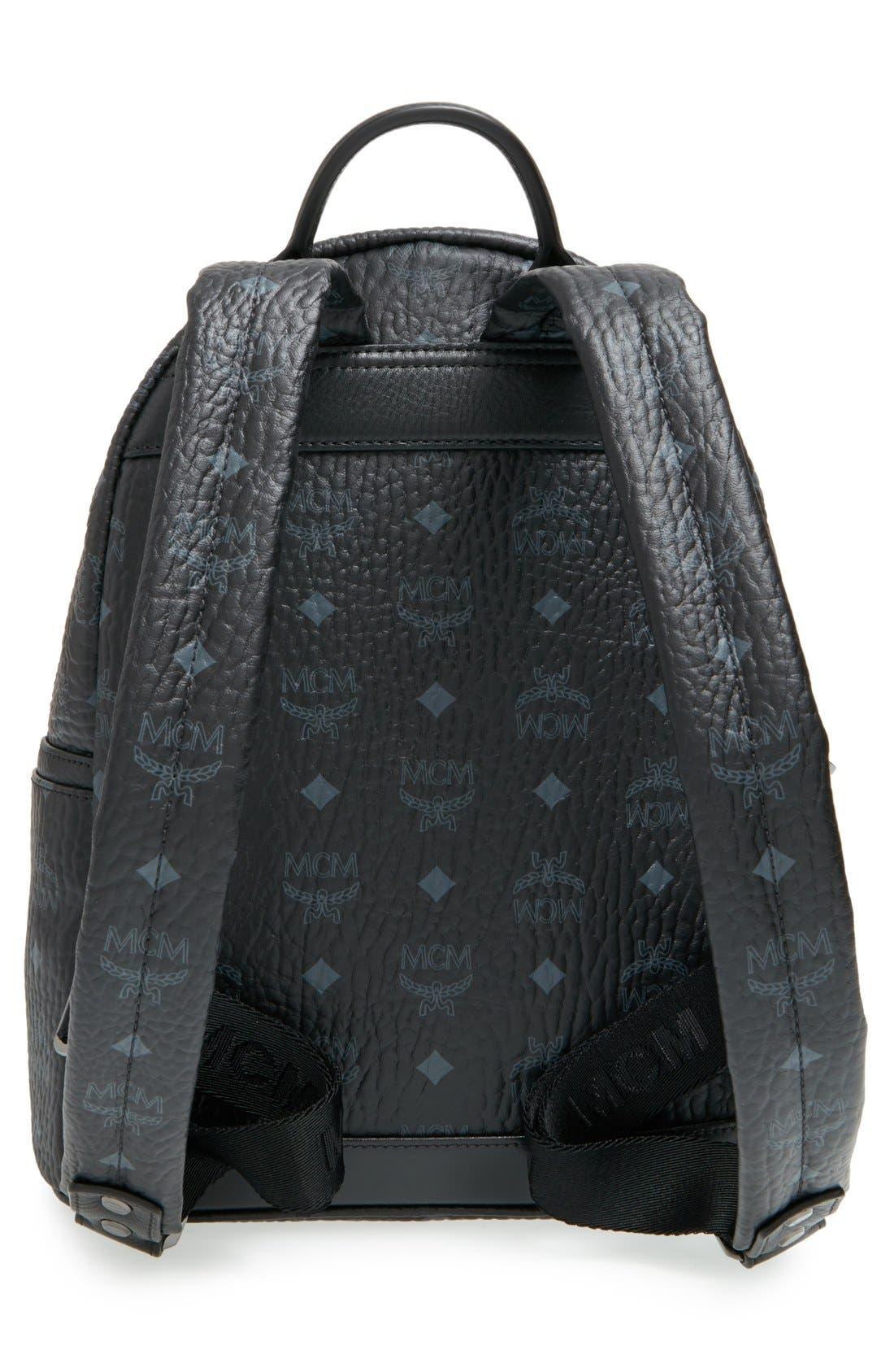 Alternate Image 3  - MCM 'Small Dual Stark' Backpack