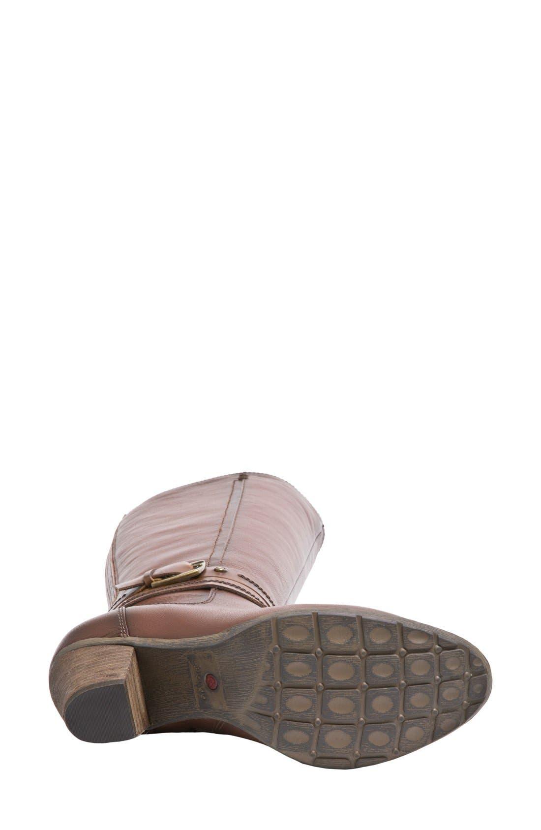 Alternate Image 4  - Blondo 'Florane' Waterproof Leather Boot (Women)