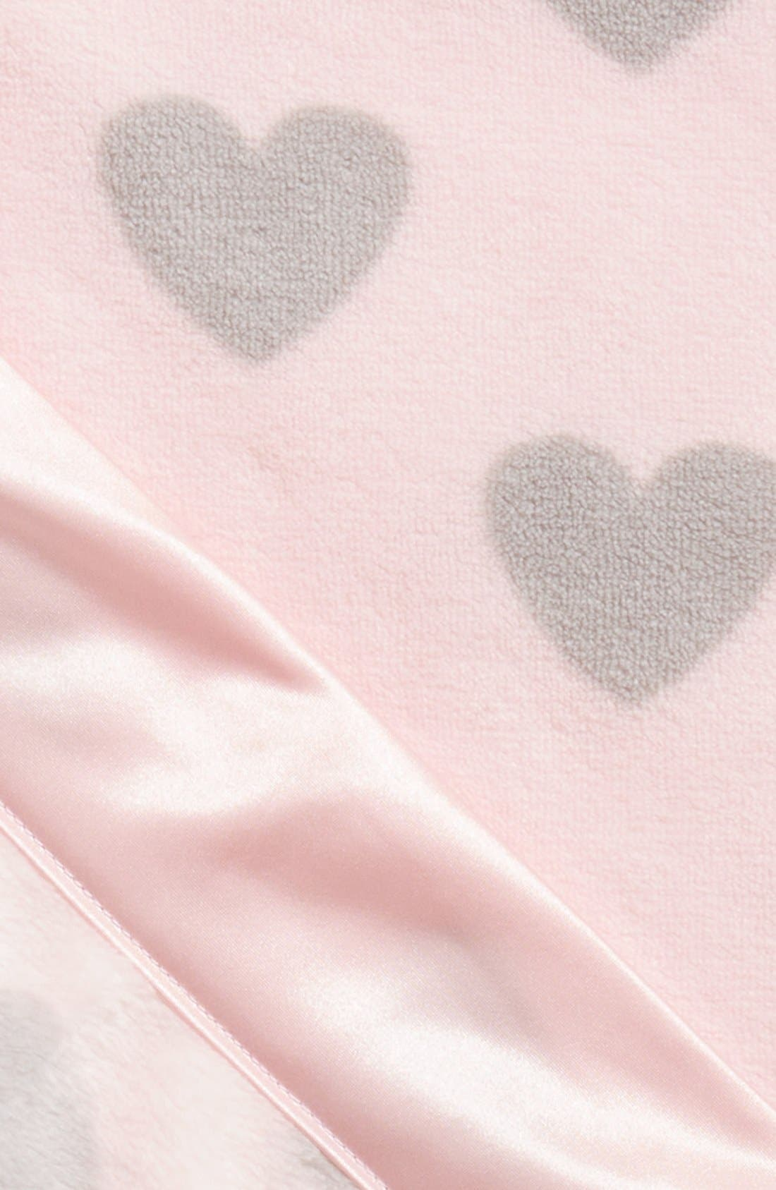 Alternate Image 2  - Nordstrom Baby Print Blanket