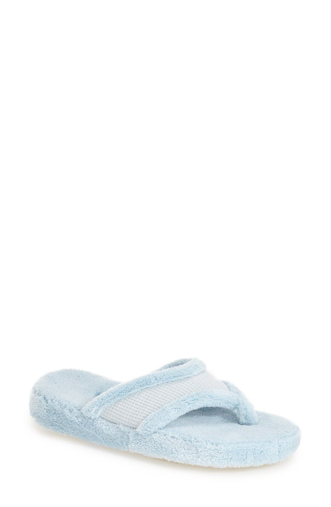 Alternate Image 1 Selected - Acorn 'Waffle' Spa Slipper (Women)
