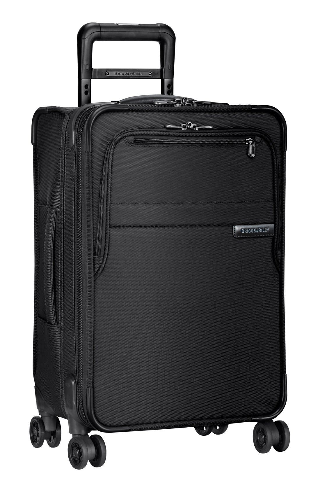 Alternate Image 1 Selected - Briggs & Riley Baseline Domestic 22-Inch Expandable Rolling Carry-On