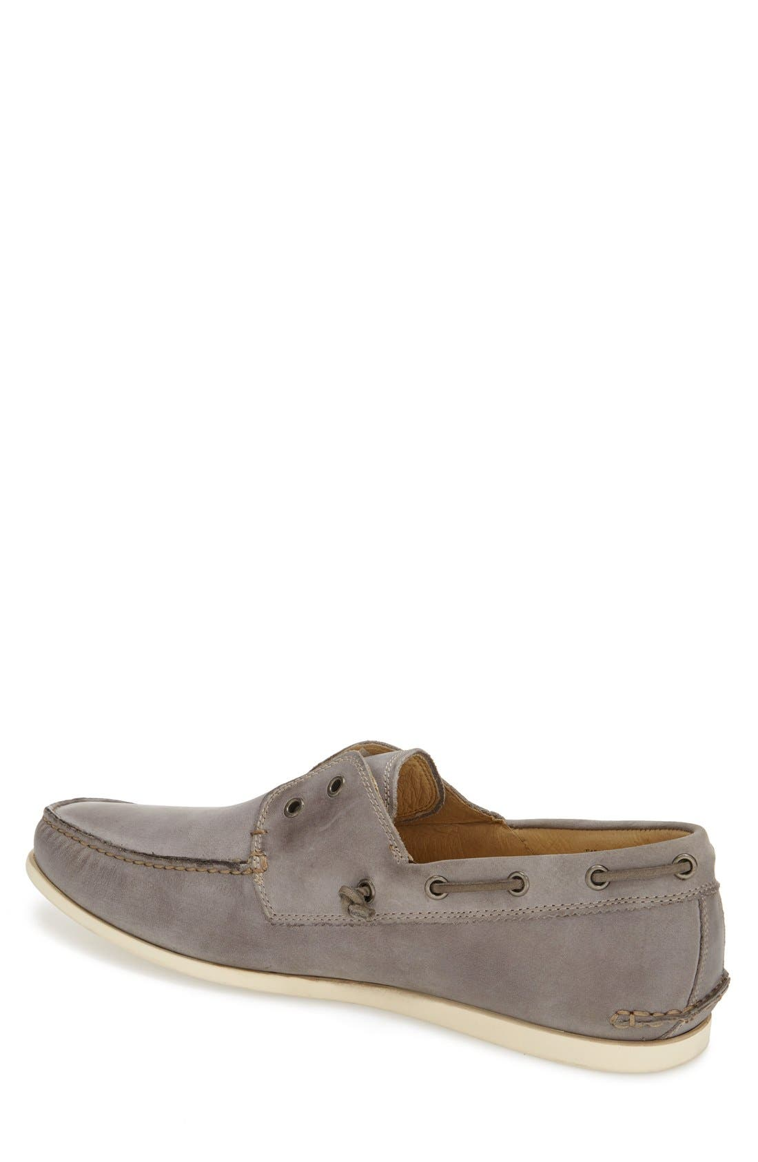 Alternate Image 2  - John Varvatos Star USA 'Schooner' Boat Shoe