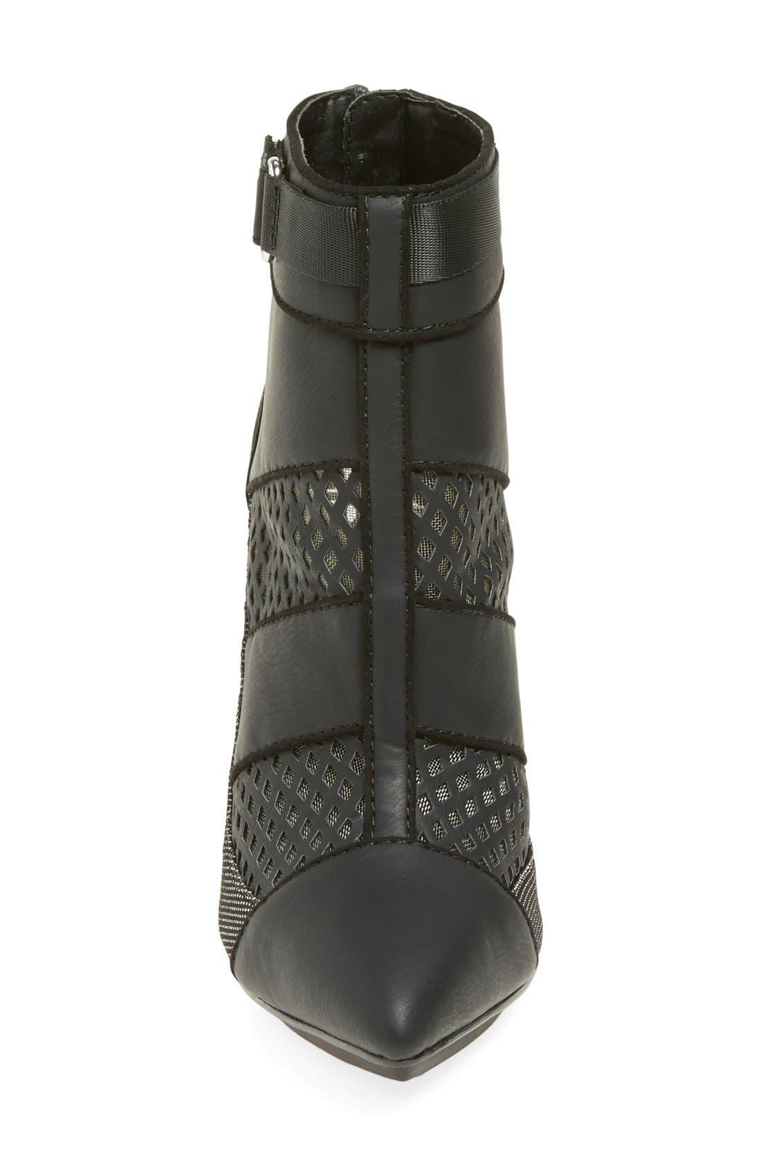 Alternate Image 3  - gx by Gwen Stefani 'Cargo' Pointy Toe Bootie (Women)