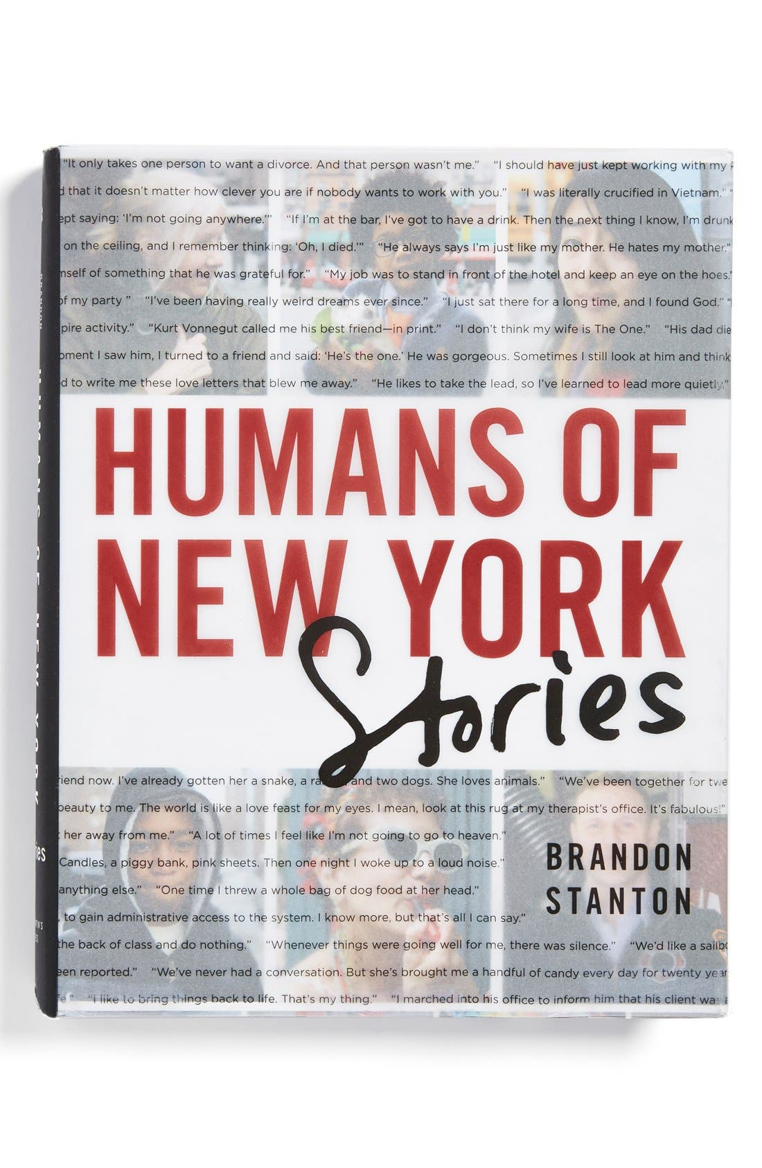 Alternate Image 1 Selected - 'Humans Of New York: Stories' Book