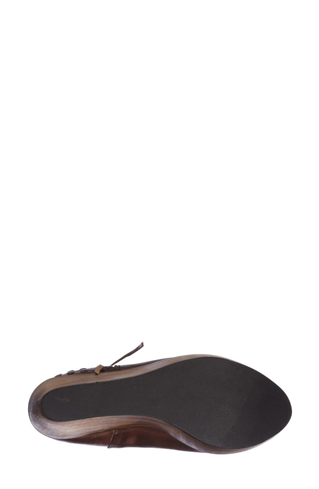 Alternate Image 4  - Bed Stu 'Ghent' Wedge Platform Bootie