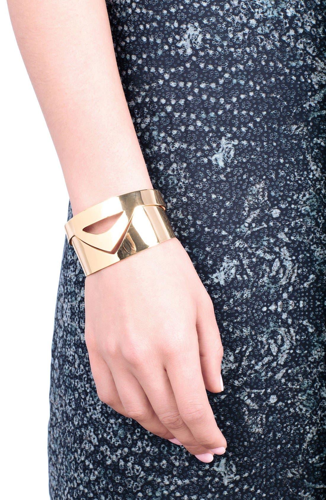 Alternate Image 4  - gorjana'Carter' Cuffs (Set of 2)