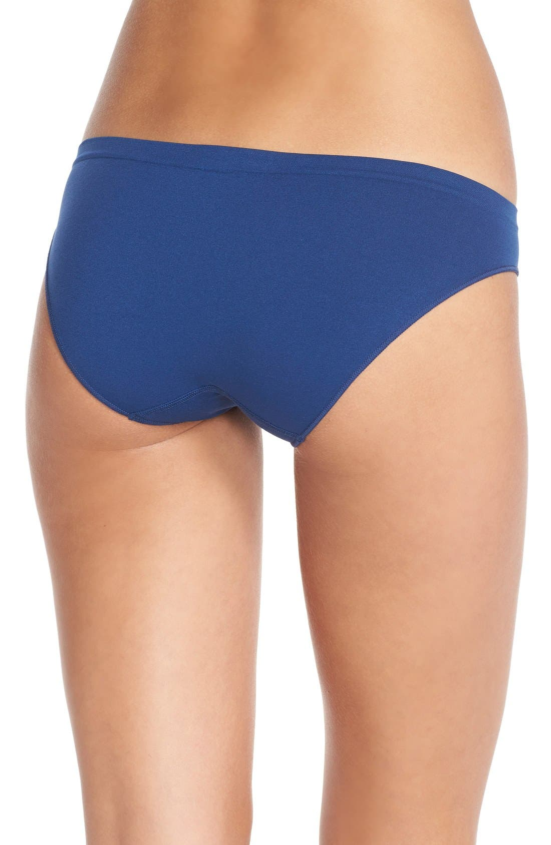 Alternate Image 2  - Calvin Klein Seamless Bikini