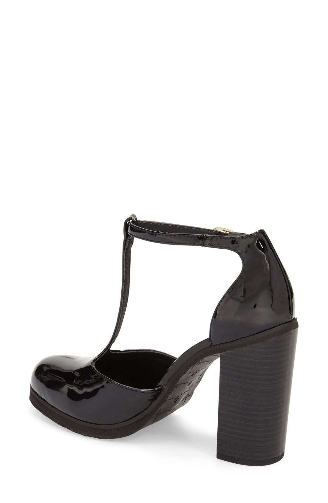 Alternate Image 2  - BC Footwear 'Local' T-Strap Pump (Women)