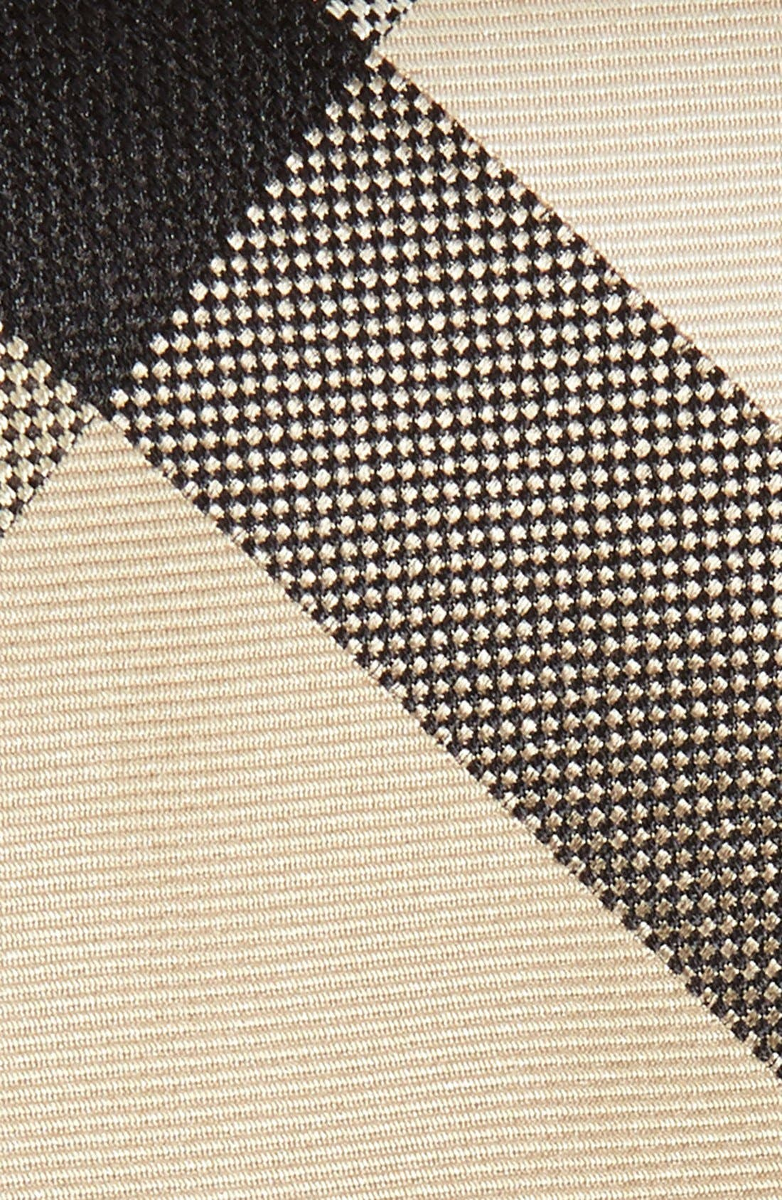 Alternate Image 2  - Burberry 'Manston' Woven Silk Tie