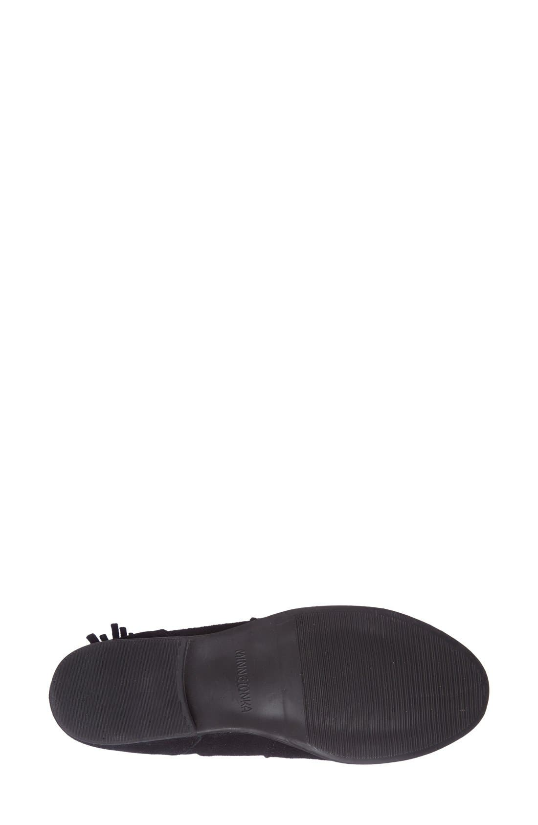 Alternate Image 4  - Minnetonka'Dixon' Boot (Women)