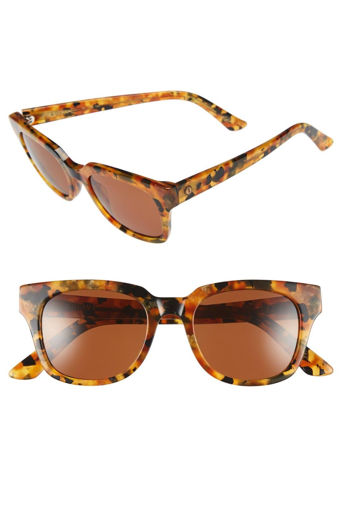 '40Five' 50mm Sunglasses,                         Main,                         color, Granite Brown/ Melanin Bronze
