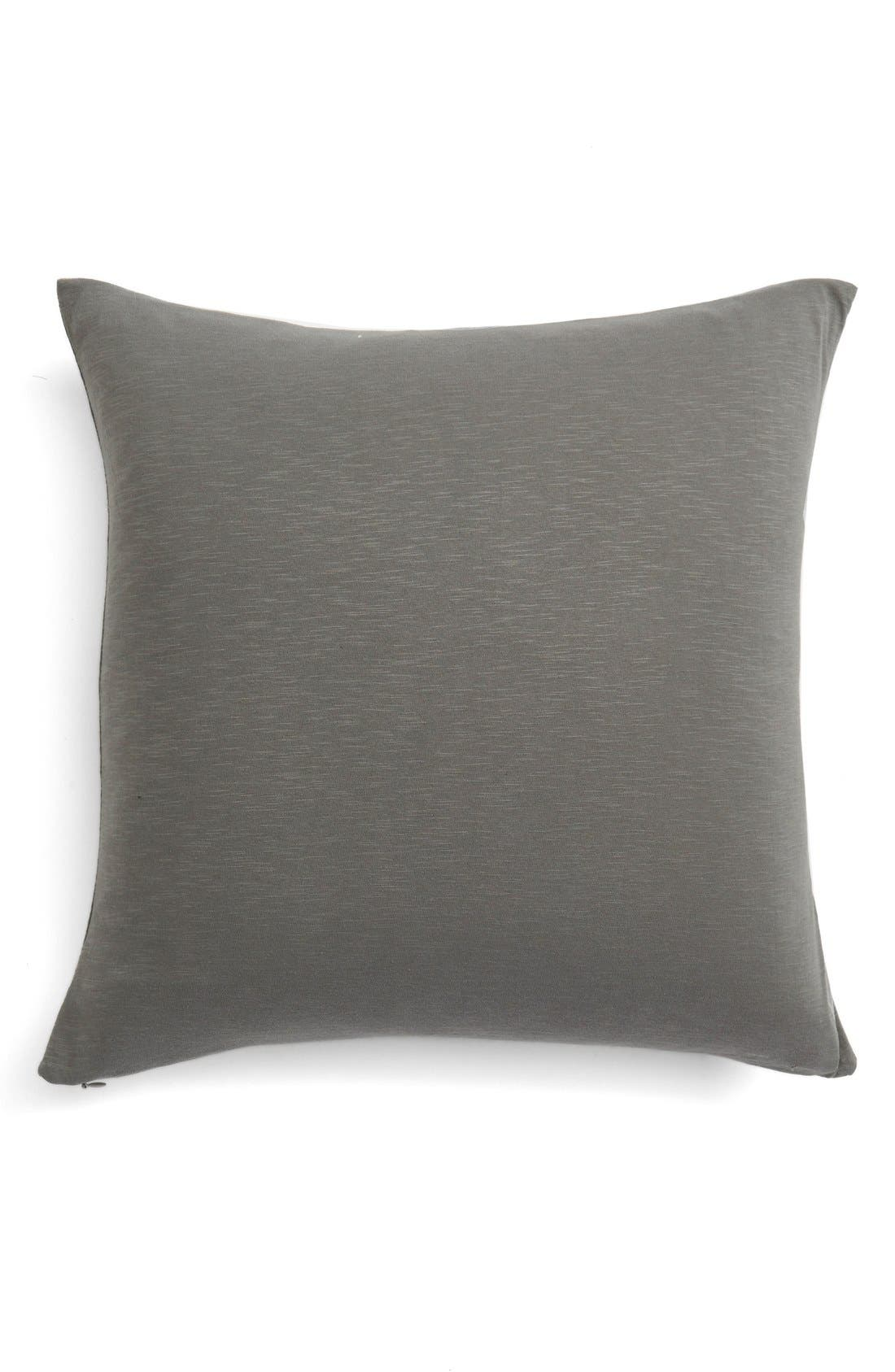 Alternate Image 3  - Nordstrom at Home Foil Printed Jersey Pillow