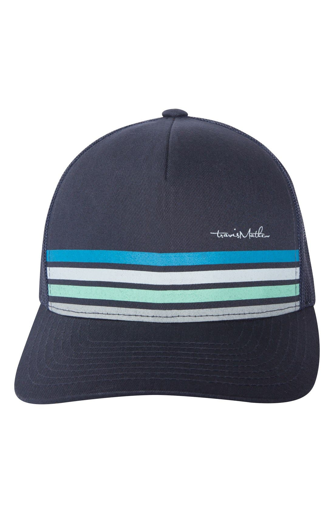 'Hoover' Hat,                         Main,                         color, Navy