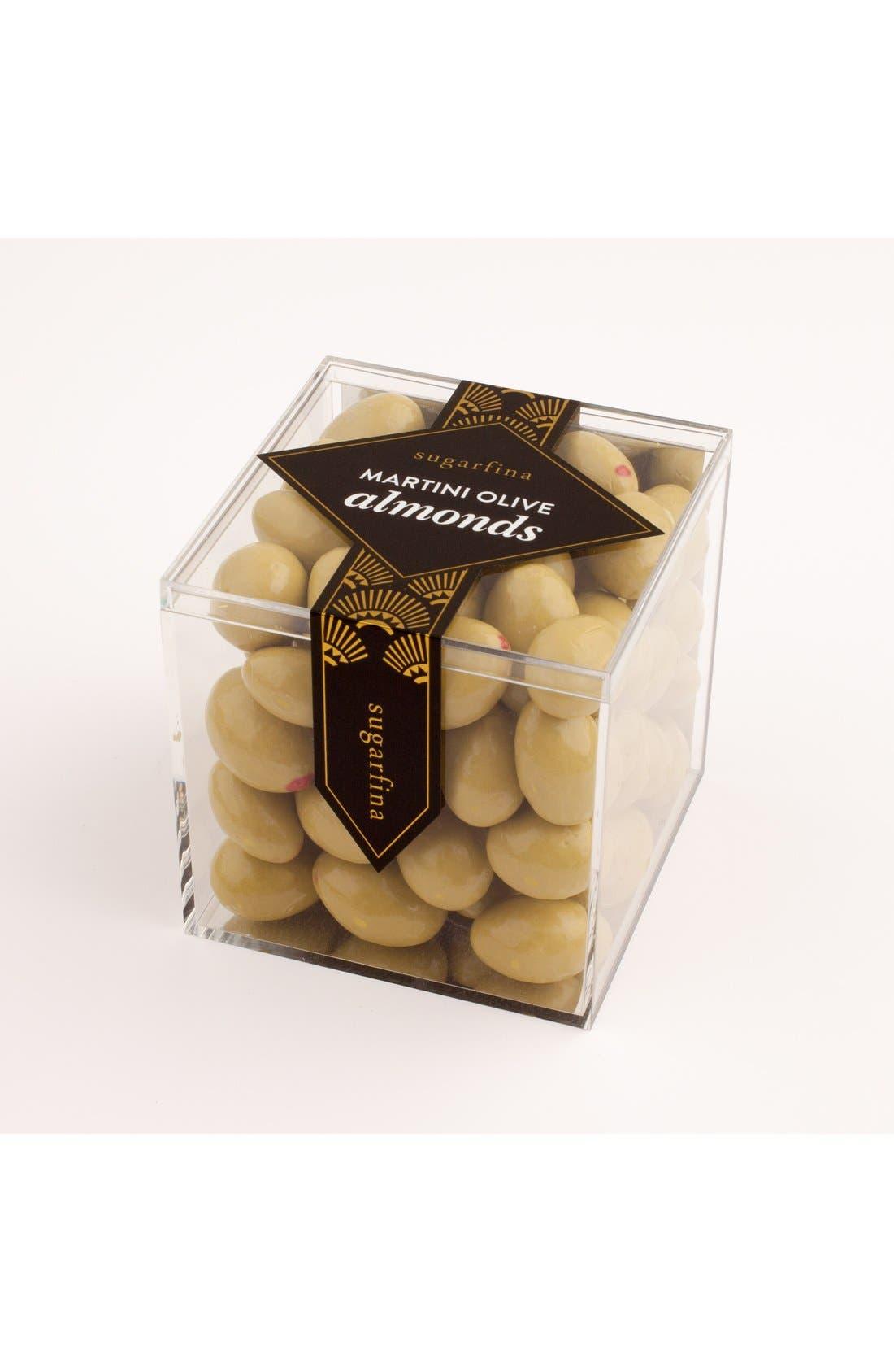 Main Image - sugarfina 'Martini Olive' Chocolate Covered Almonds