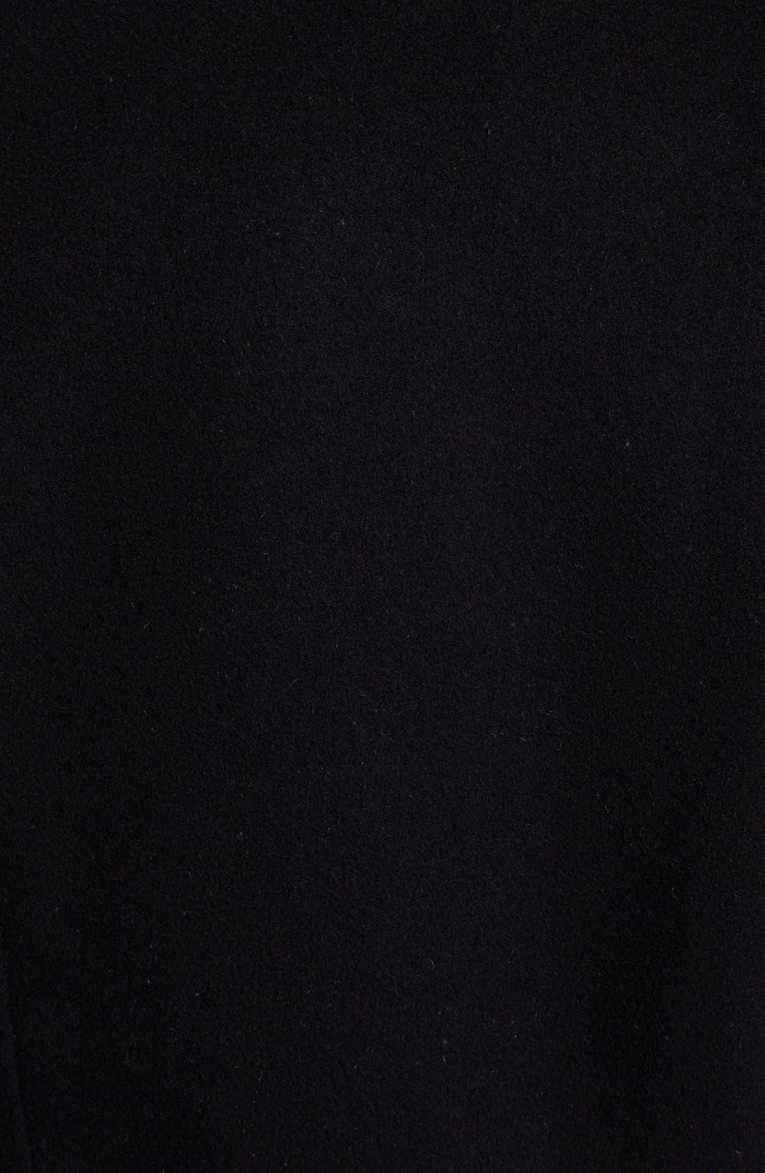 Alternate Image 3  - Belstaff 'Kingsley' Lightweight Tweed Moto Jacket with Genuine Shearling Collar