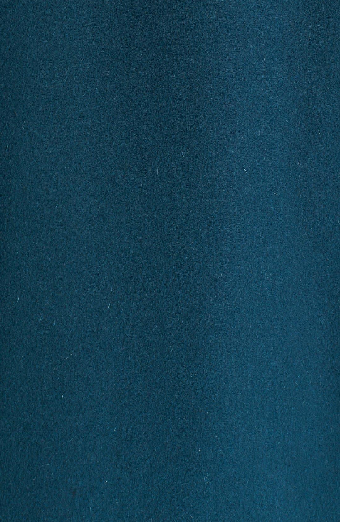 Alternate Image 3  - BurberryBrit 'Finsdale' WoolDuffleCoat