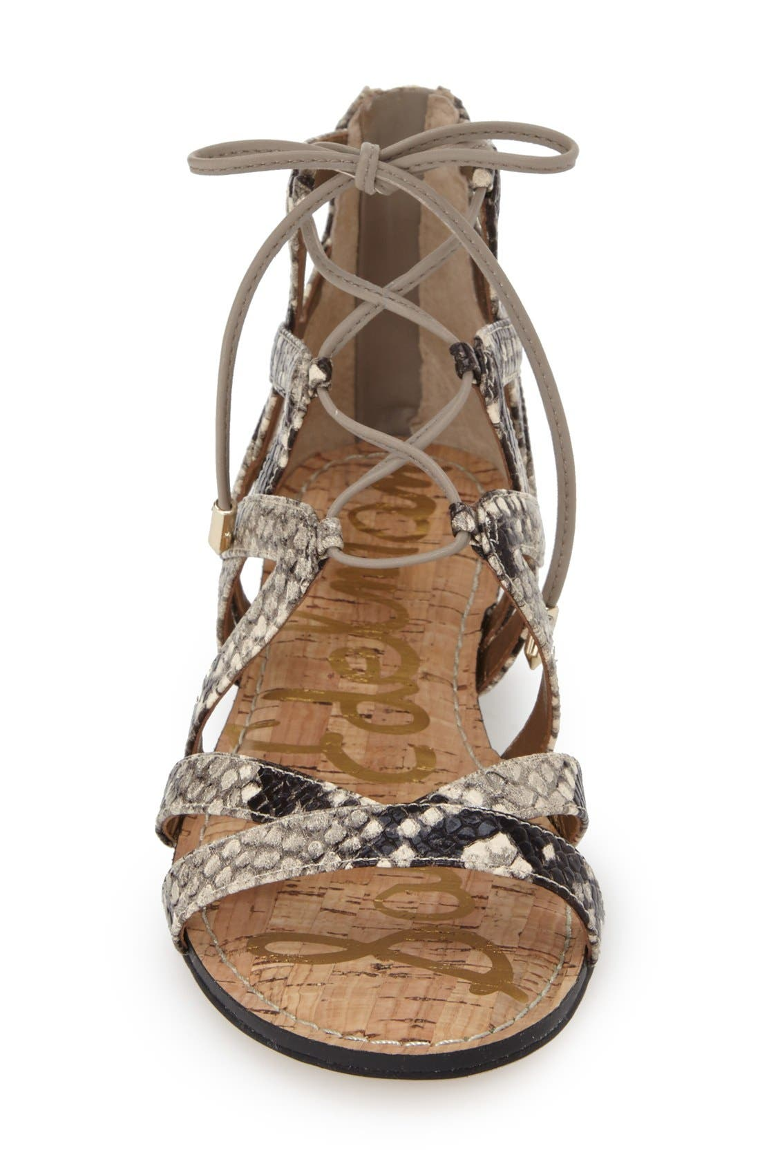 Alternate Image 3  - Sam Edelman 'Dawson' Ghillie Sandal (Women)