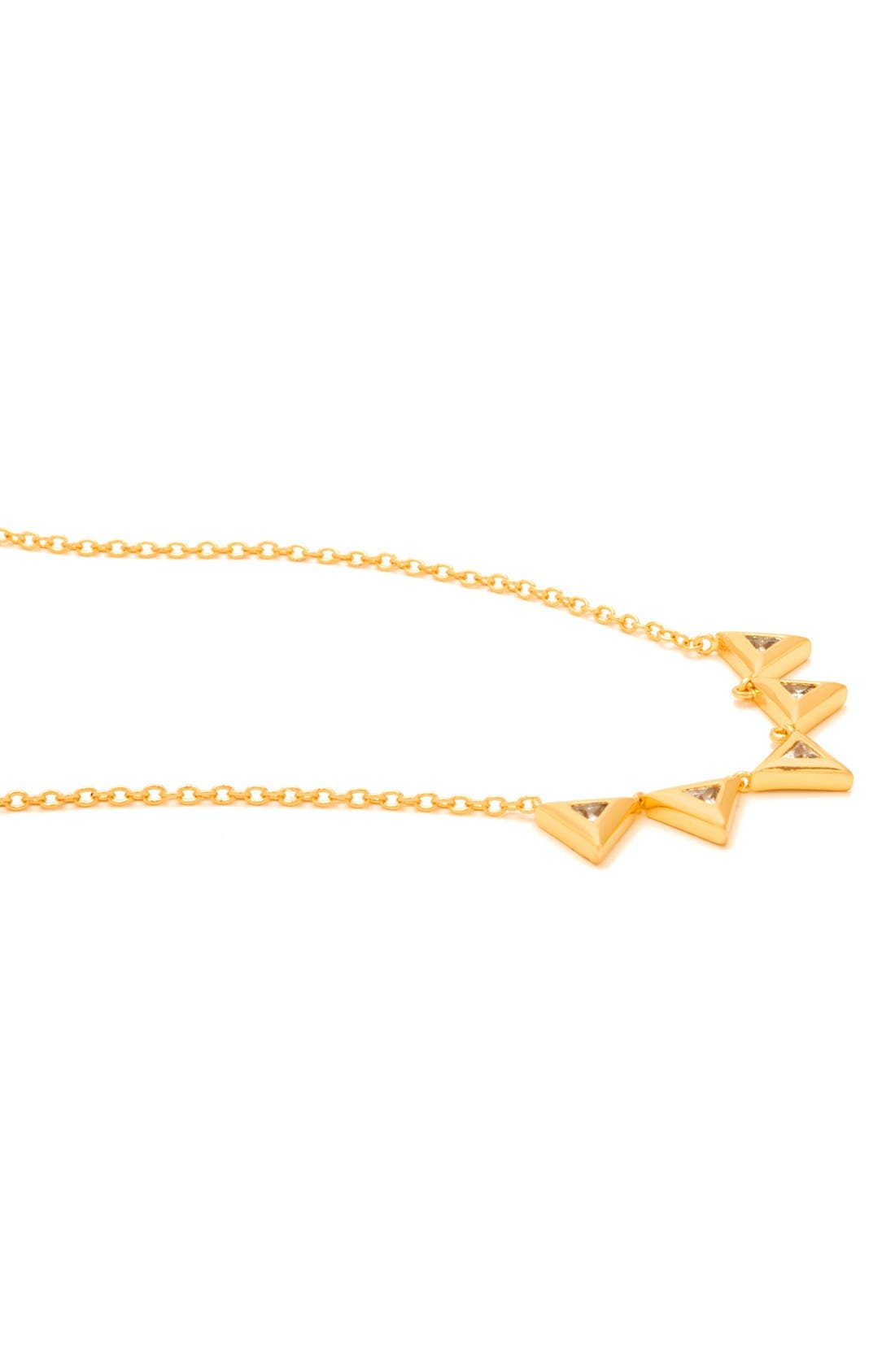 Alternate Image 3  - gorjana 'Vivienne' Pendant Necklace