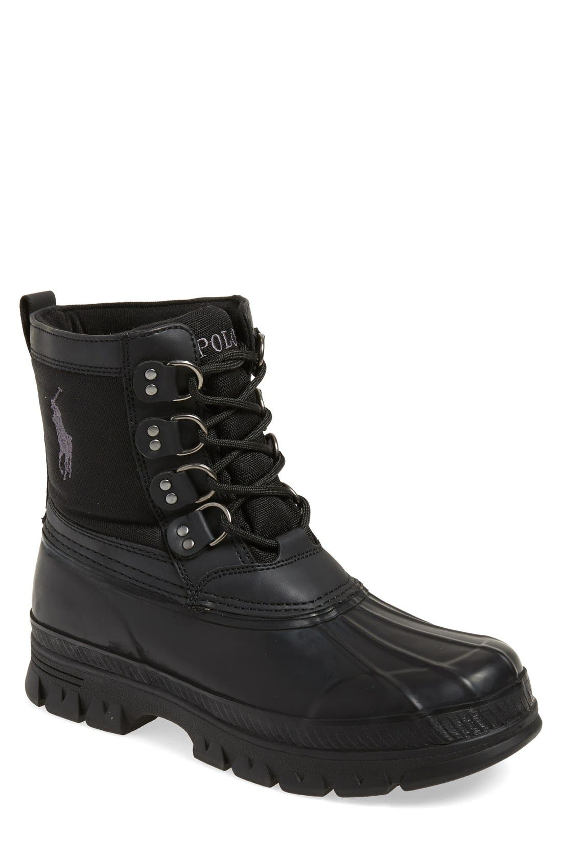 Main Image - Polo Ralph Lauren 'Crestwick' Tall Boot