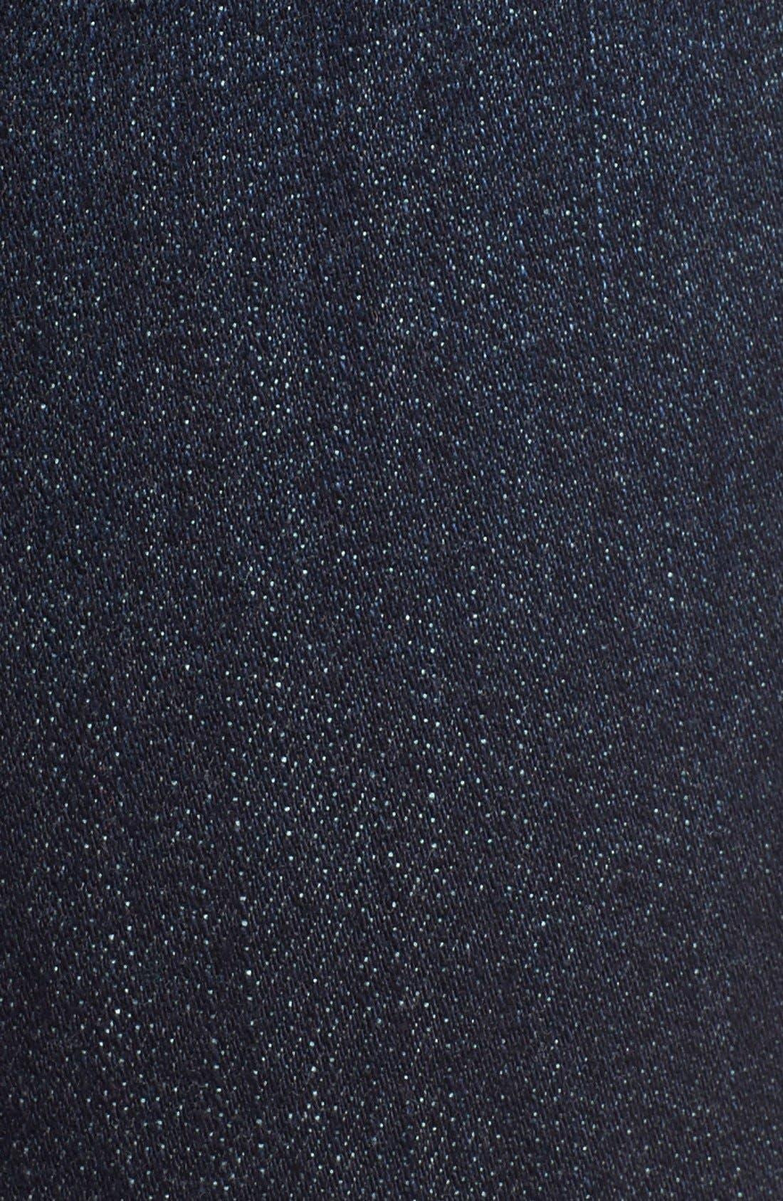 Honey Curvy Bootcut Jeans,                             Alternate thumbnail 5, color,                             Rikki
