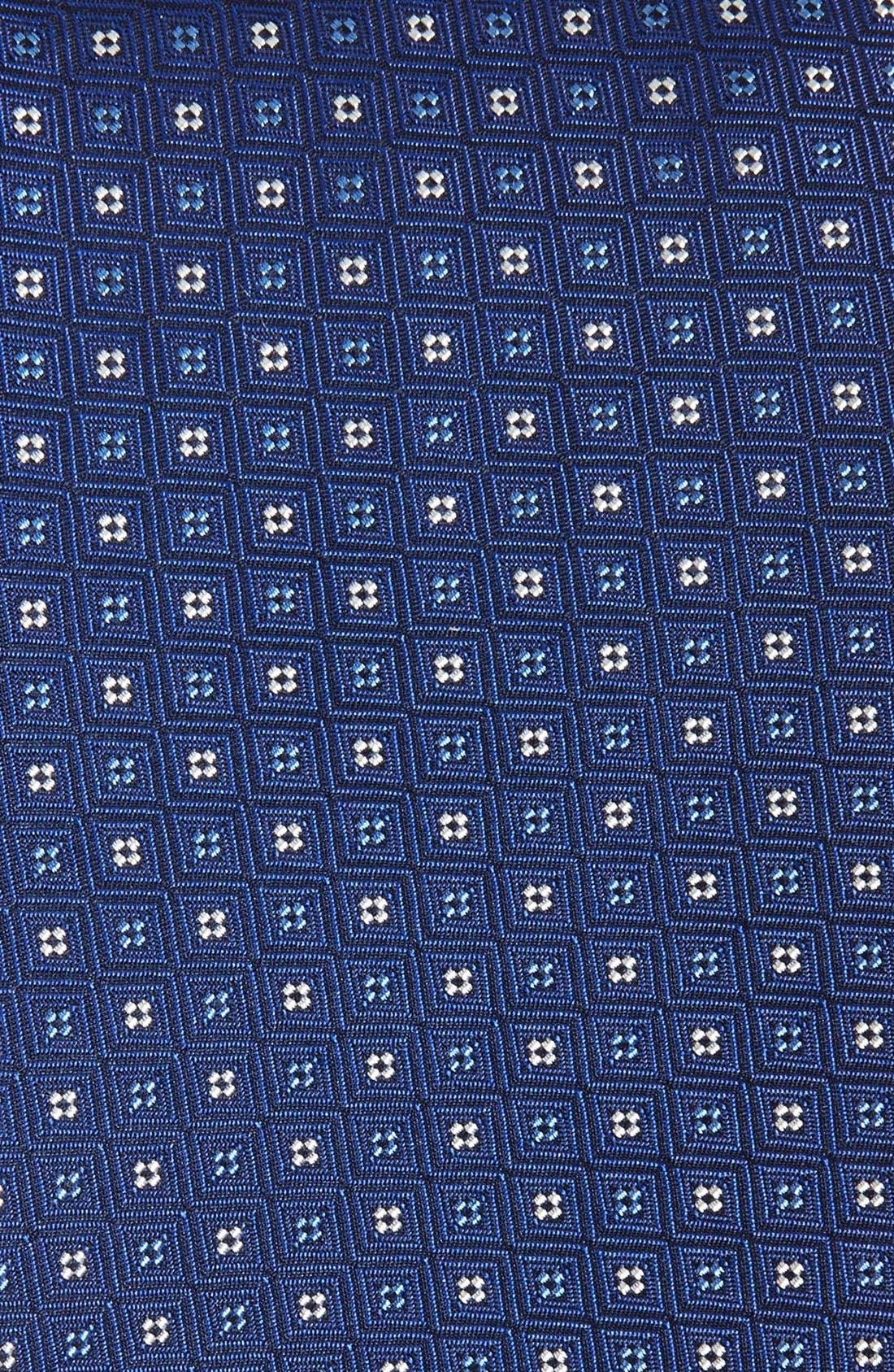 Alternate Image 2  - Gitman Geometric Silk Tie