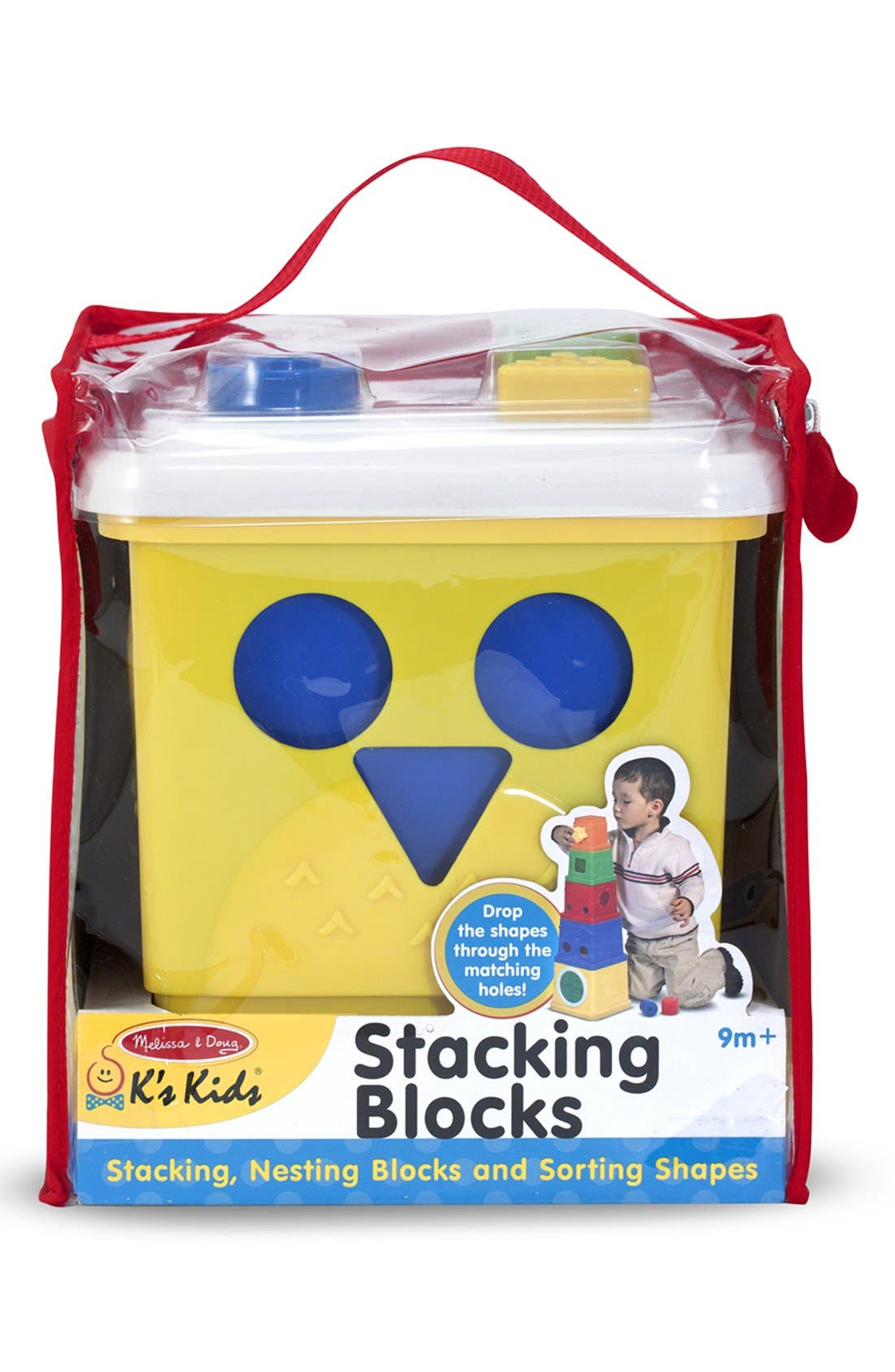 Alternate Image 2  - Melissa & Doug Stacking Blocks