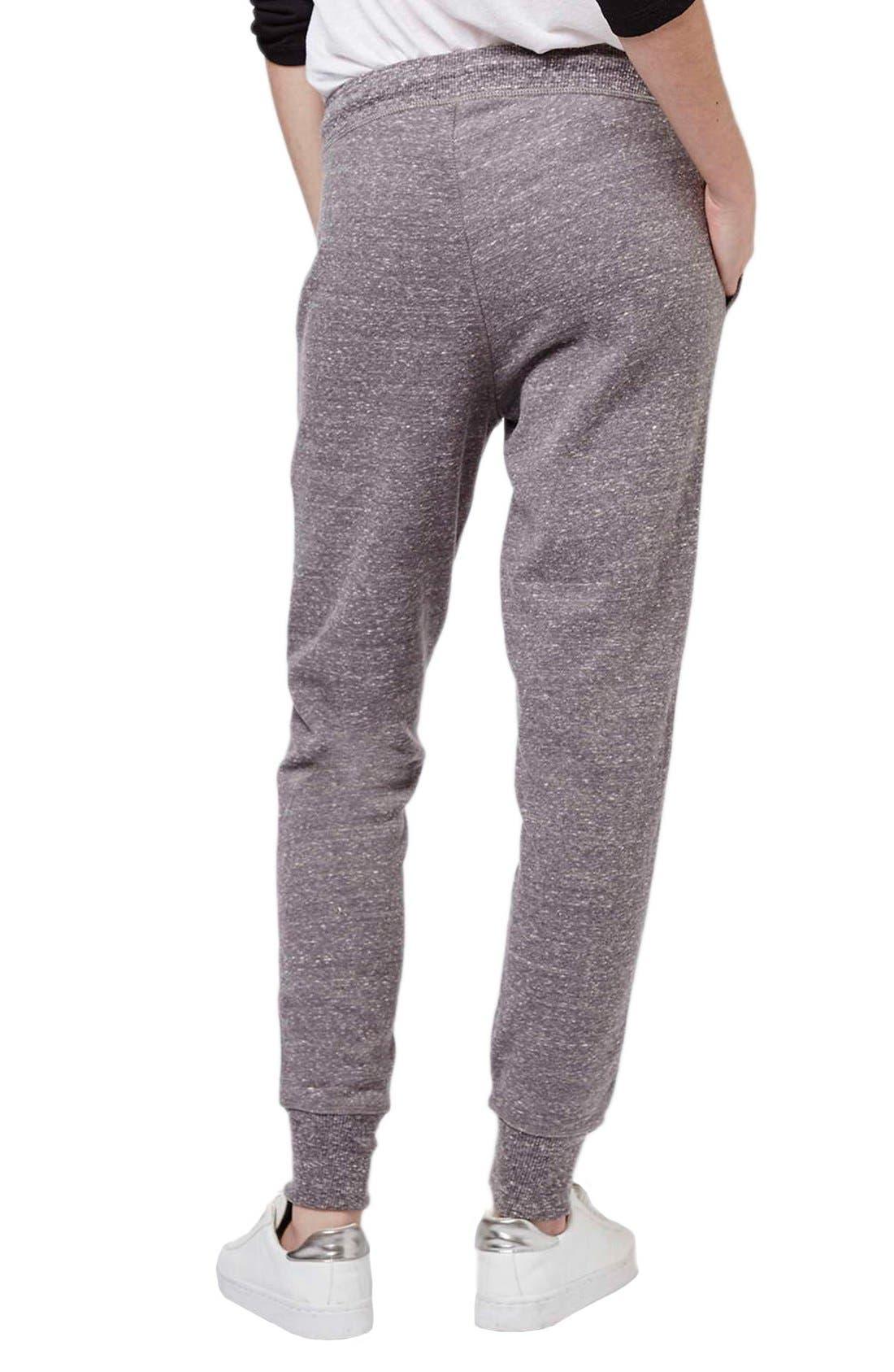 Alternate Image 3  - Topshop Skinny Fit Jogger Pants