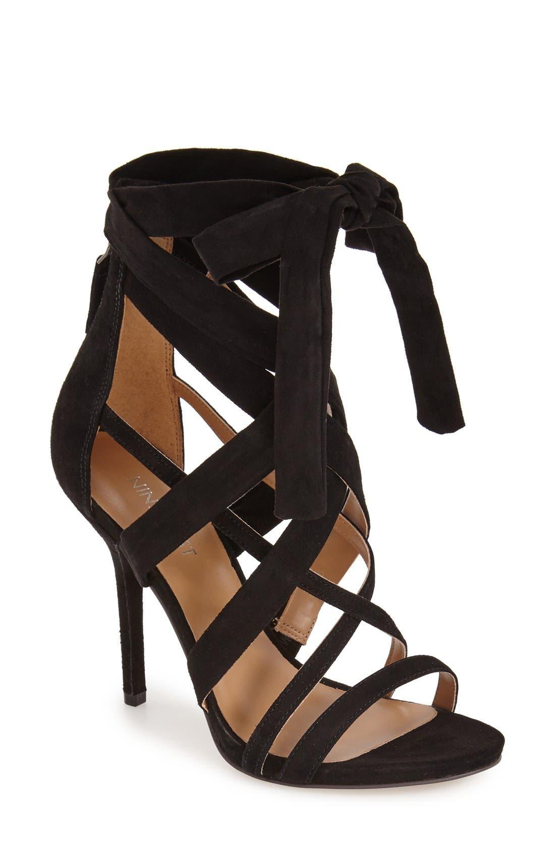Alternate Image 1 Selected - Nine West 'Rustic' Sandal (Women)