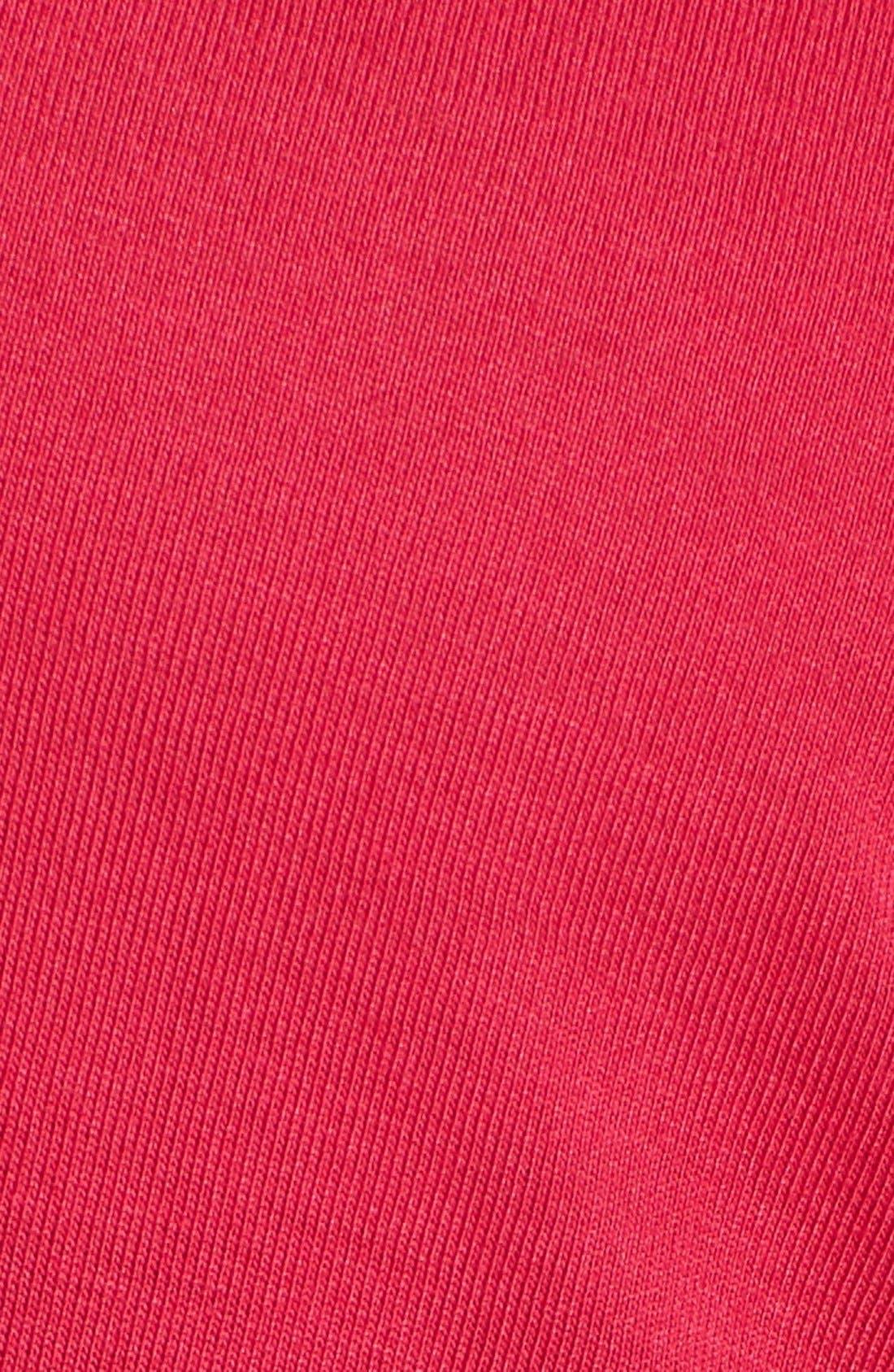 Alternate Image 5  - Sejour Handkerchief Hem Tunic Top (Plus Size)