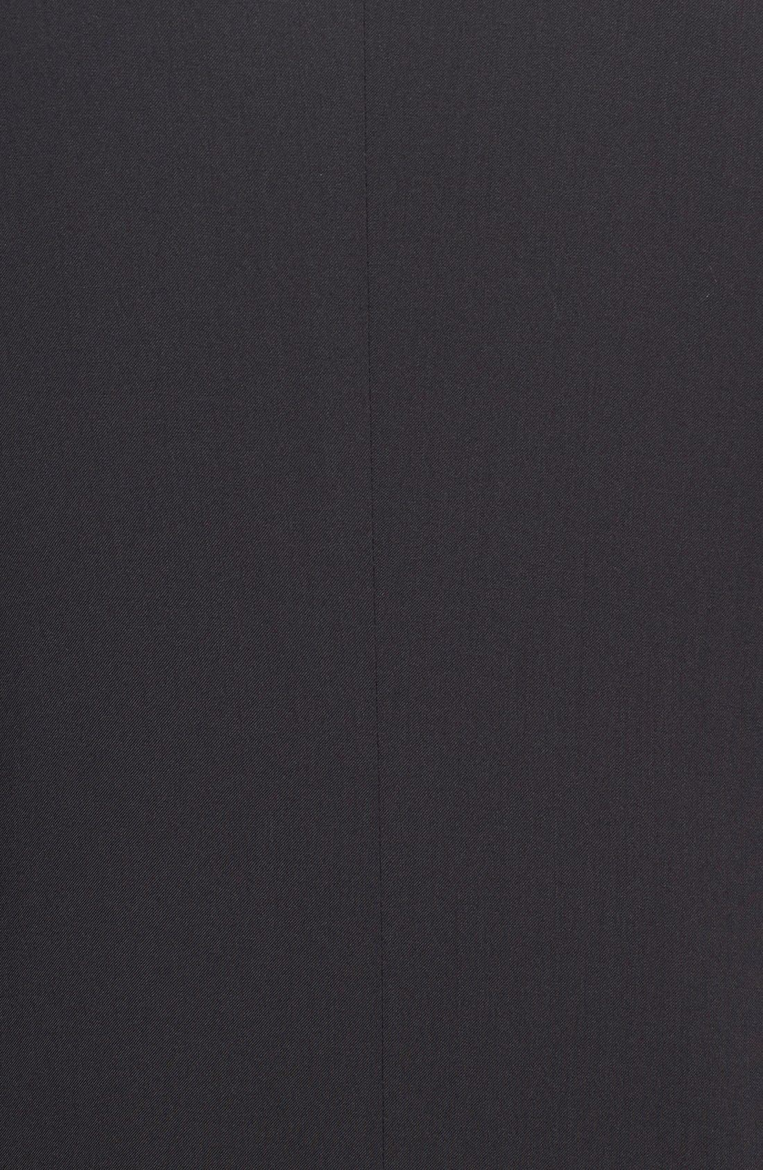 Alternate Image 7  - Pal Zileri Classic Fit Wool Tuxedo