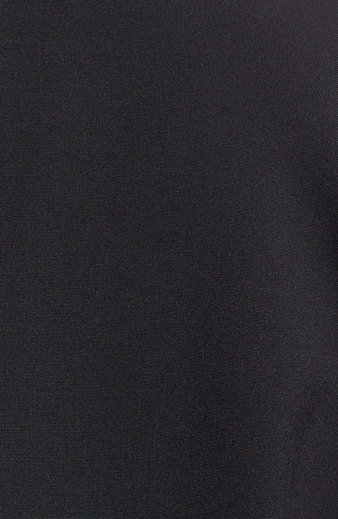 Alternate Image 6  - Mural Open Front Tuxedo Blazer