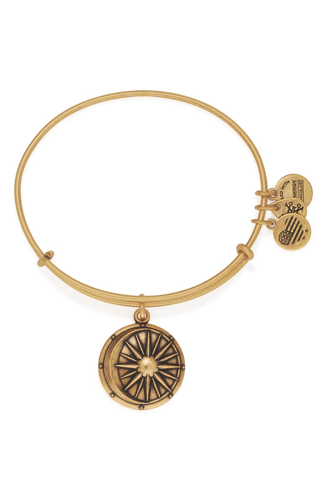 Alternate Image 1 Selected - Alex and Ani 'Cosmic Balance' Expandable Wire Bangle