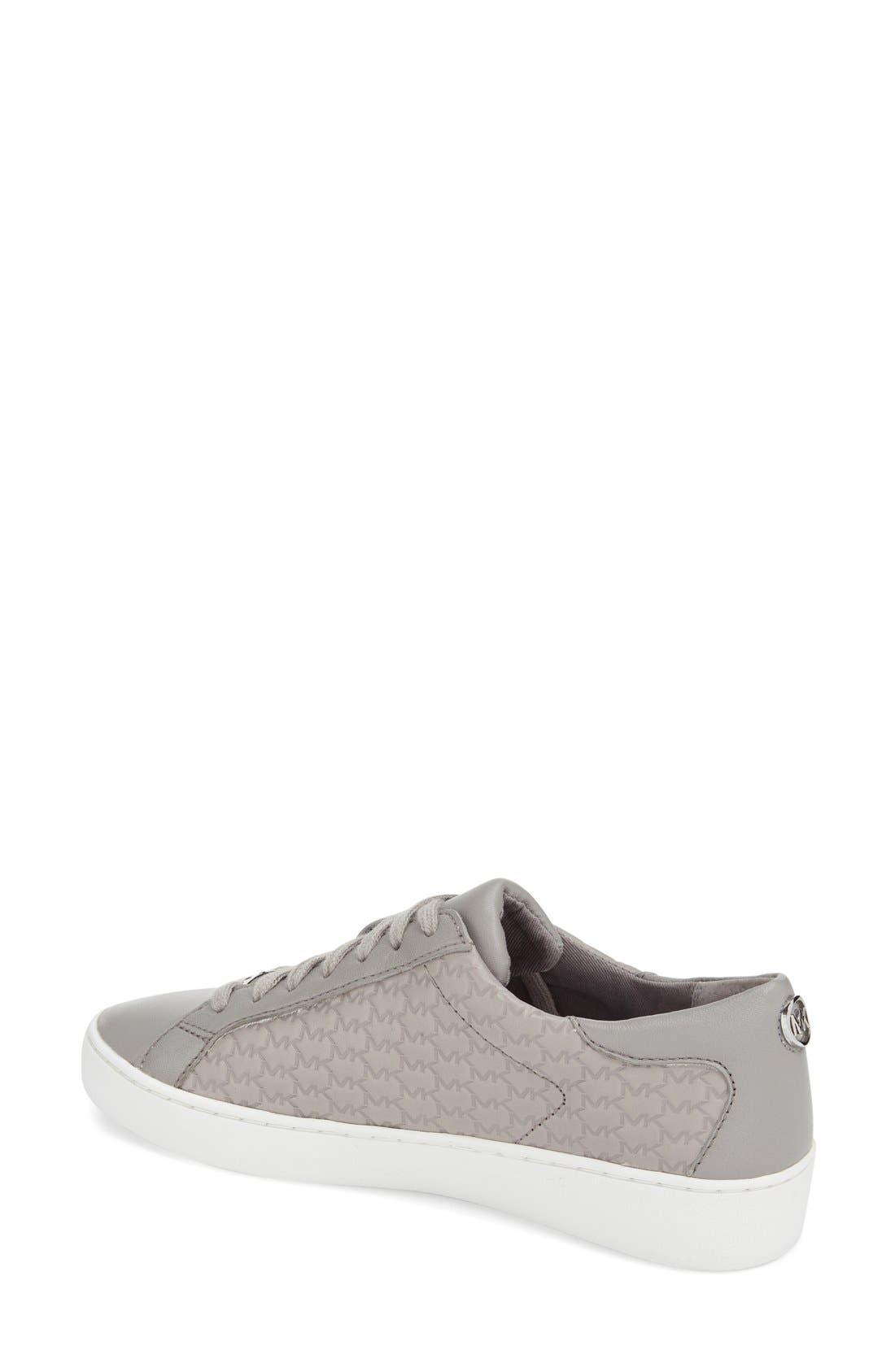 Alternate Image 2  - MICHAEL Michael Kors 'Colby' Textured Sneaker (Women)