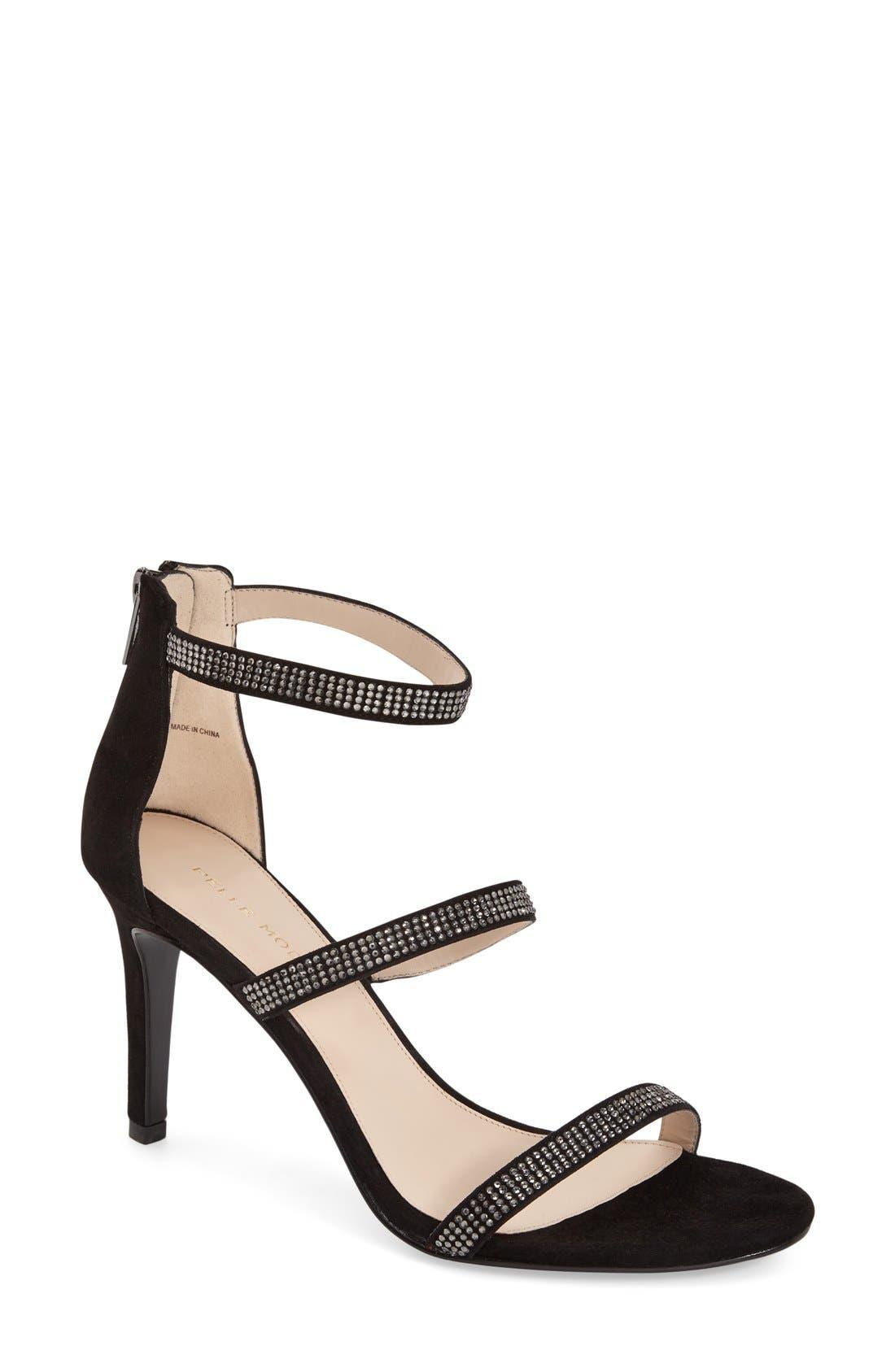 Main Image - Pelle Moda 'Dalia' Three Strap Sandal (Women)